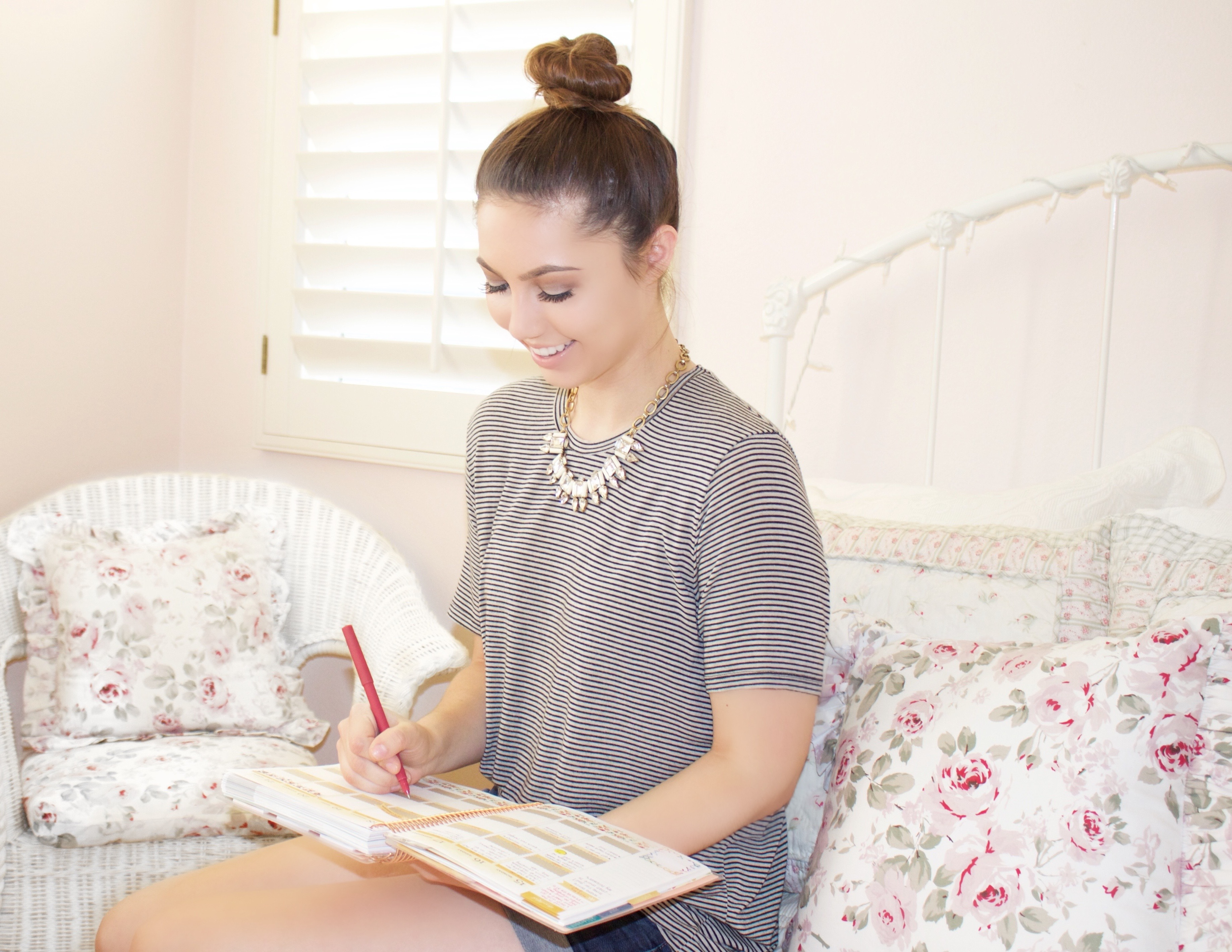 Erin Condren LifePlanner - Kendall of My Styled Life