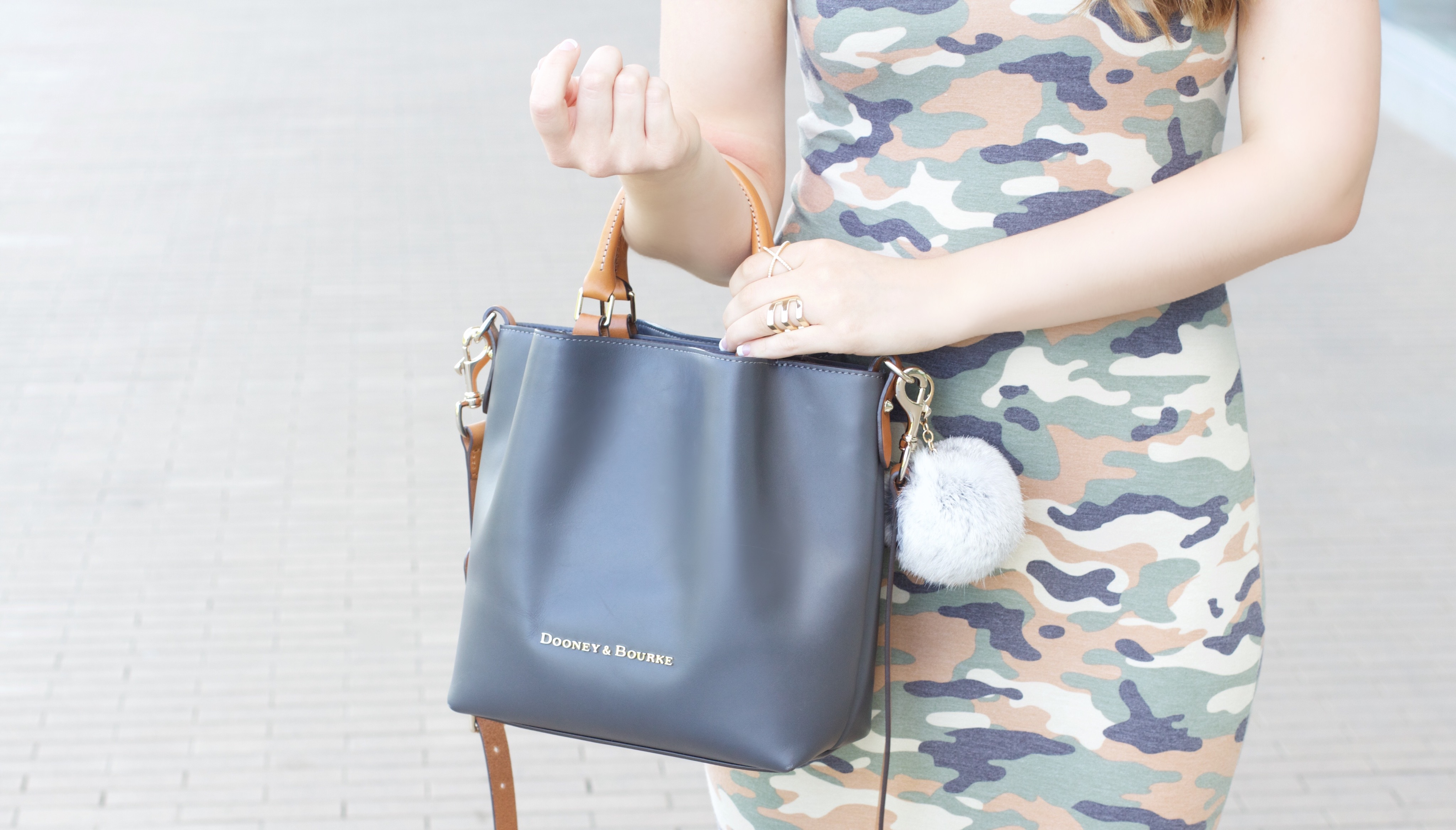 Dooney & Bourke City Small Barlow Bag - My Styled Life