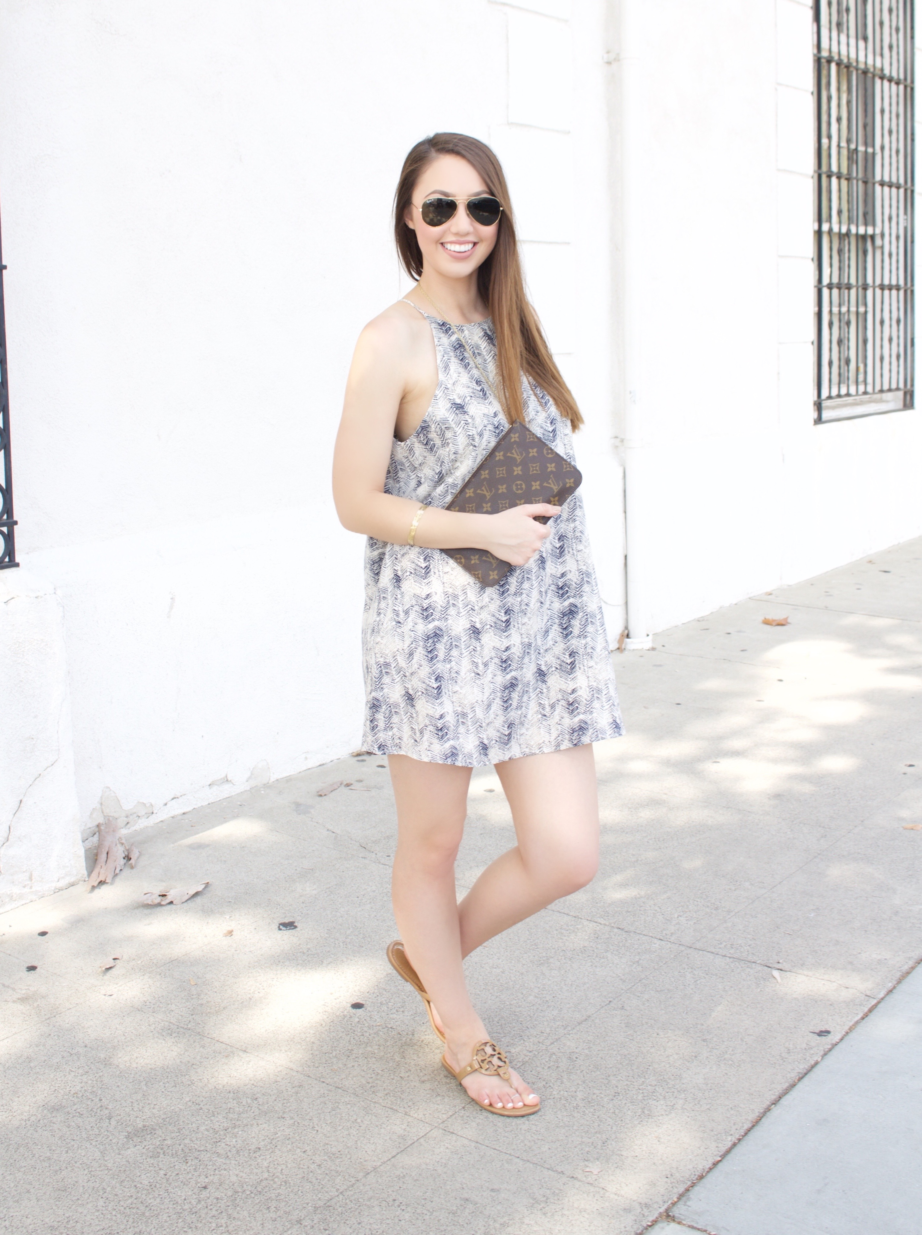 Casual, but Dressy Dress - My Styled Life
