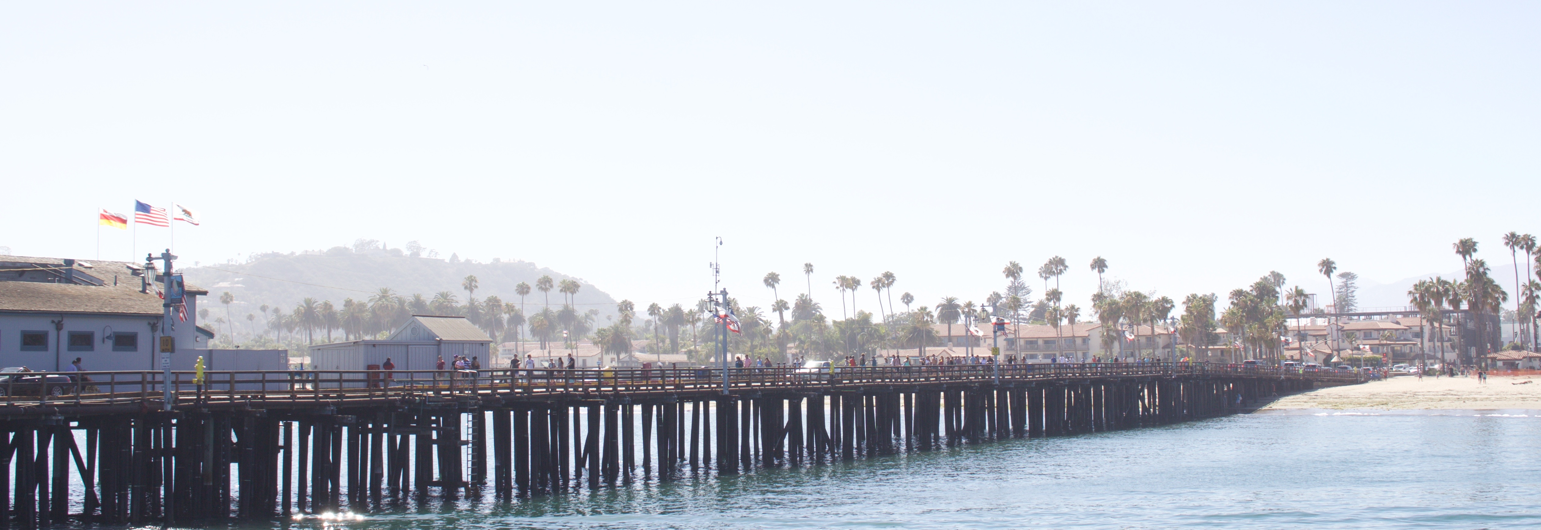 Santa Barbara, California day trip - Stearns Wharf - My Styled Life