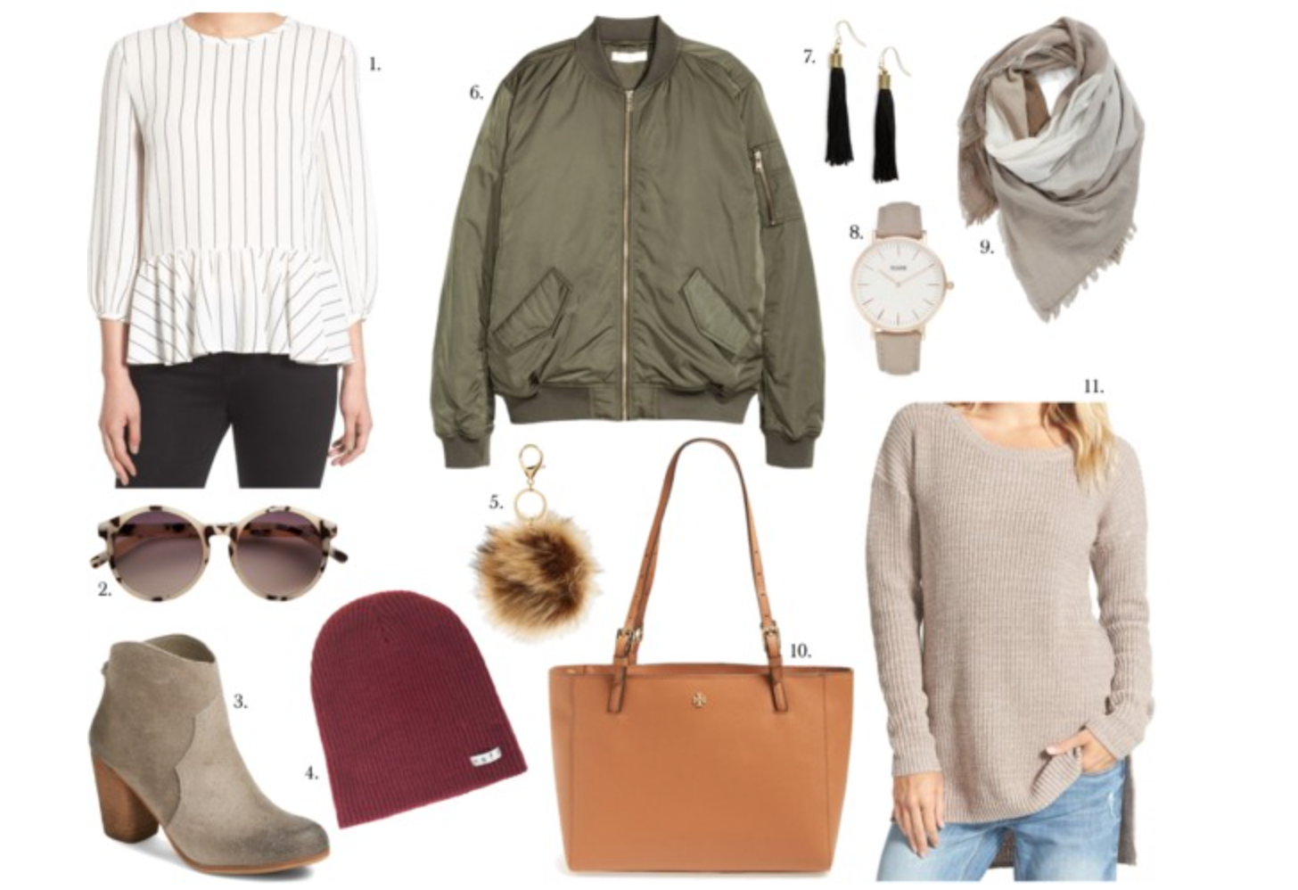 Must-have Fall clothing items - My Styled Life
