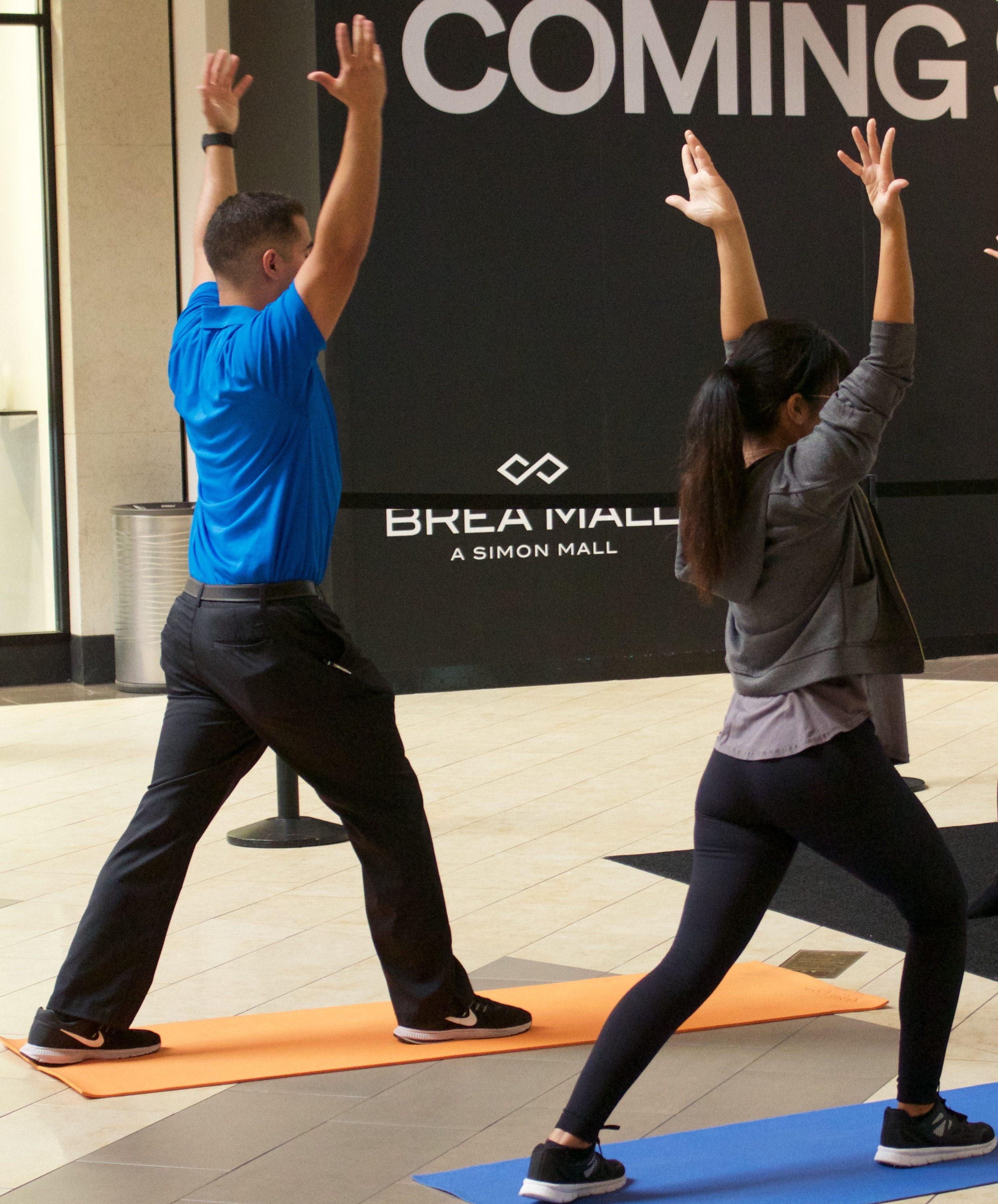Fashion + Fitness Brea Mall