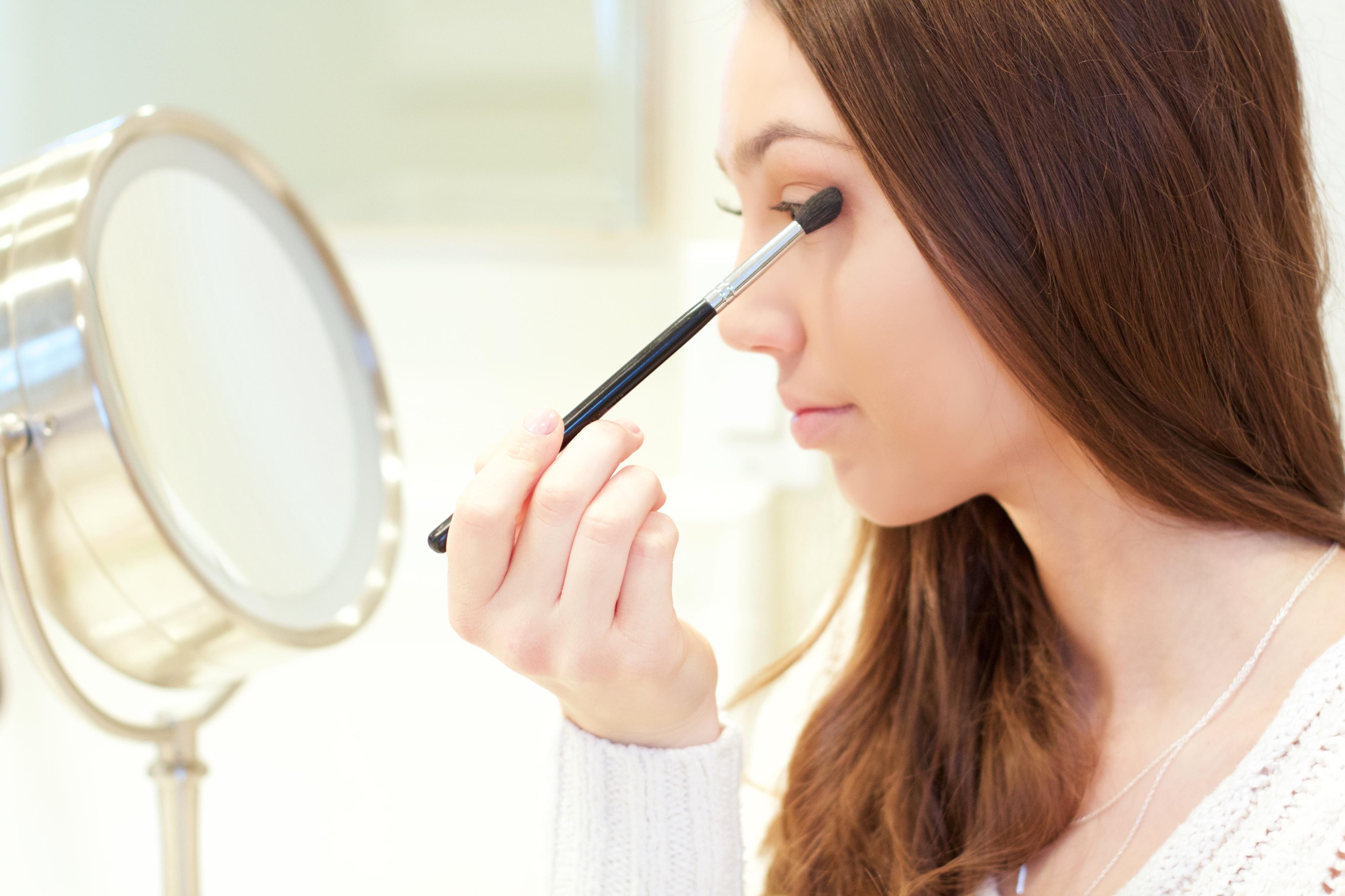 holiday makeup tutorial 2016