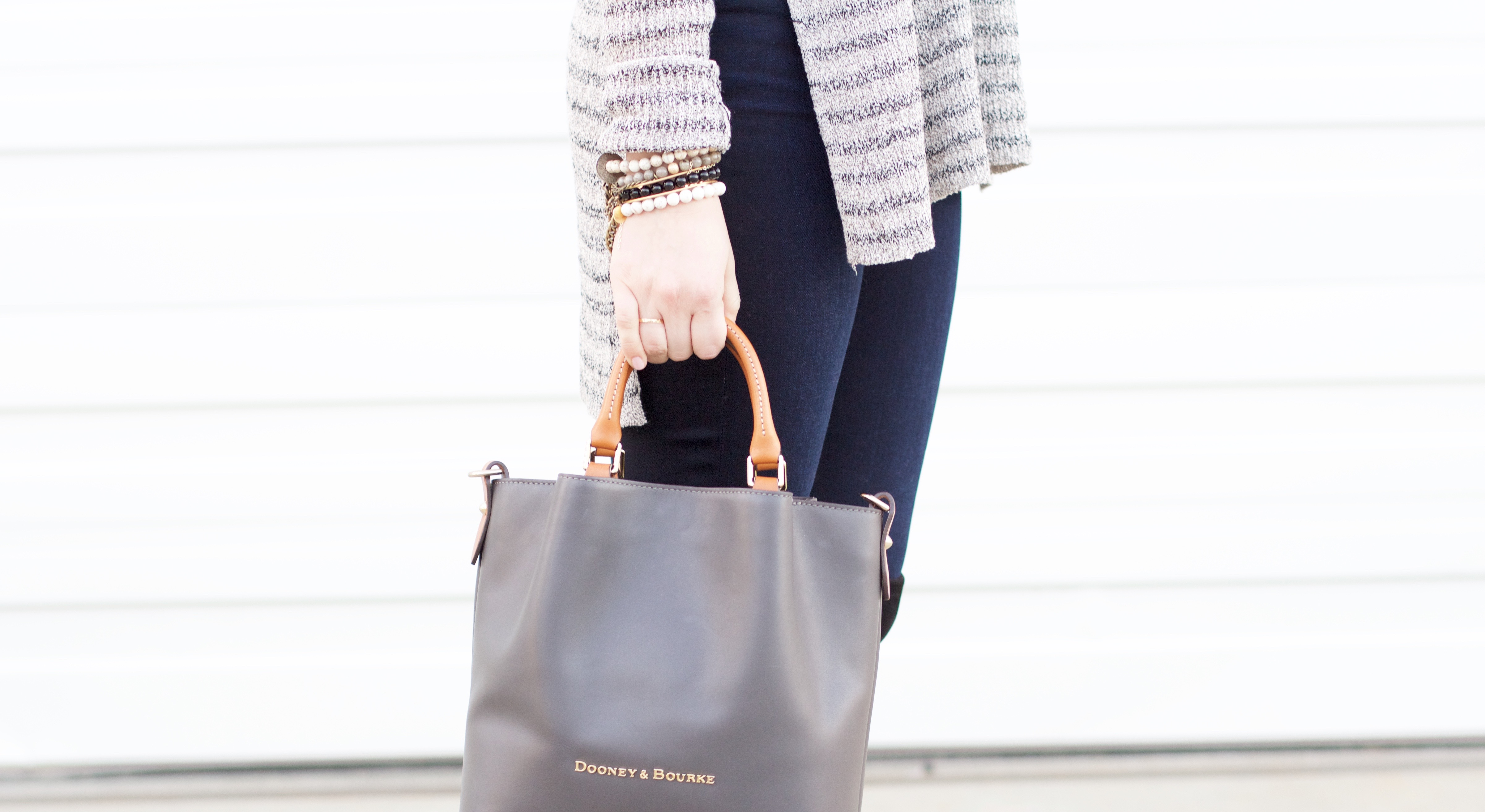Small City Barlow Bag - Charcoal