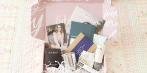 FabFitFun Winter 2016 Box Review