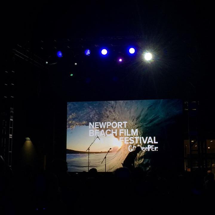 Newport Beach Film Festival Go Deeper