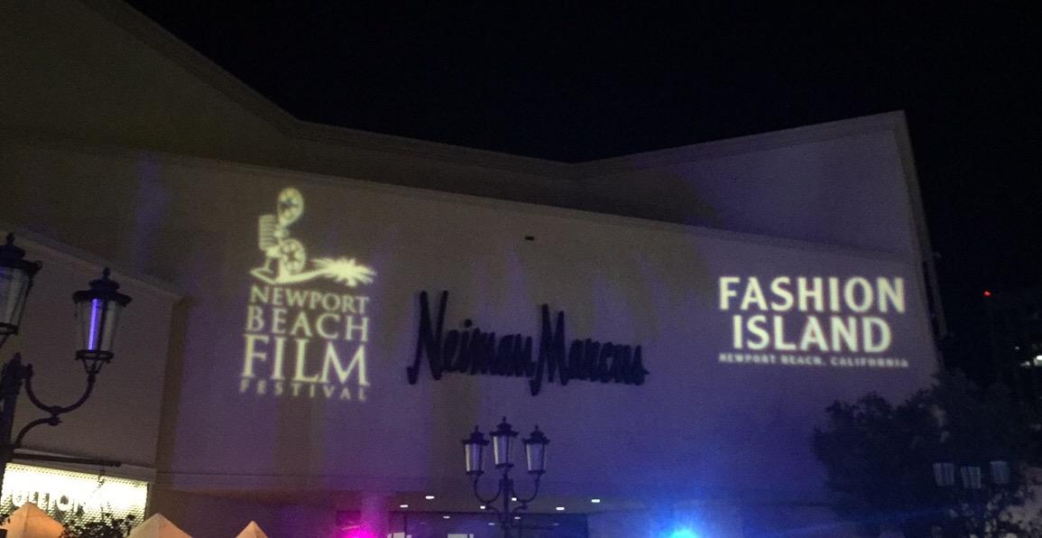 2017 Newport Beach Film Festival gala