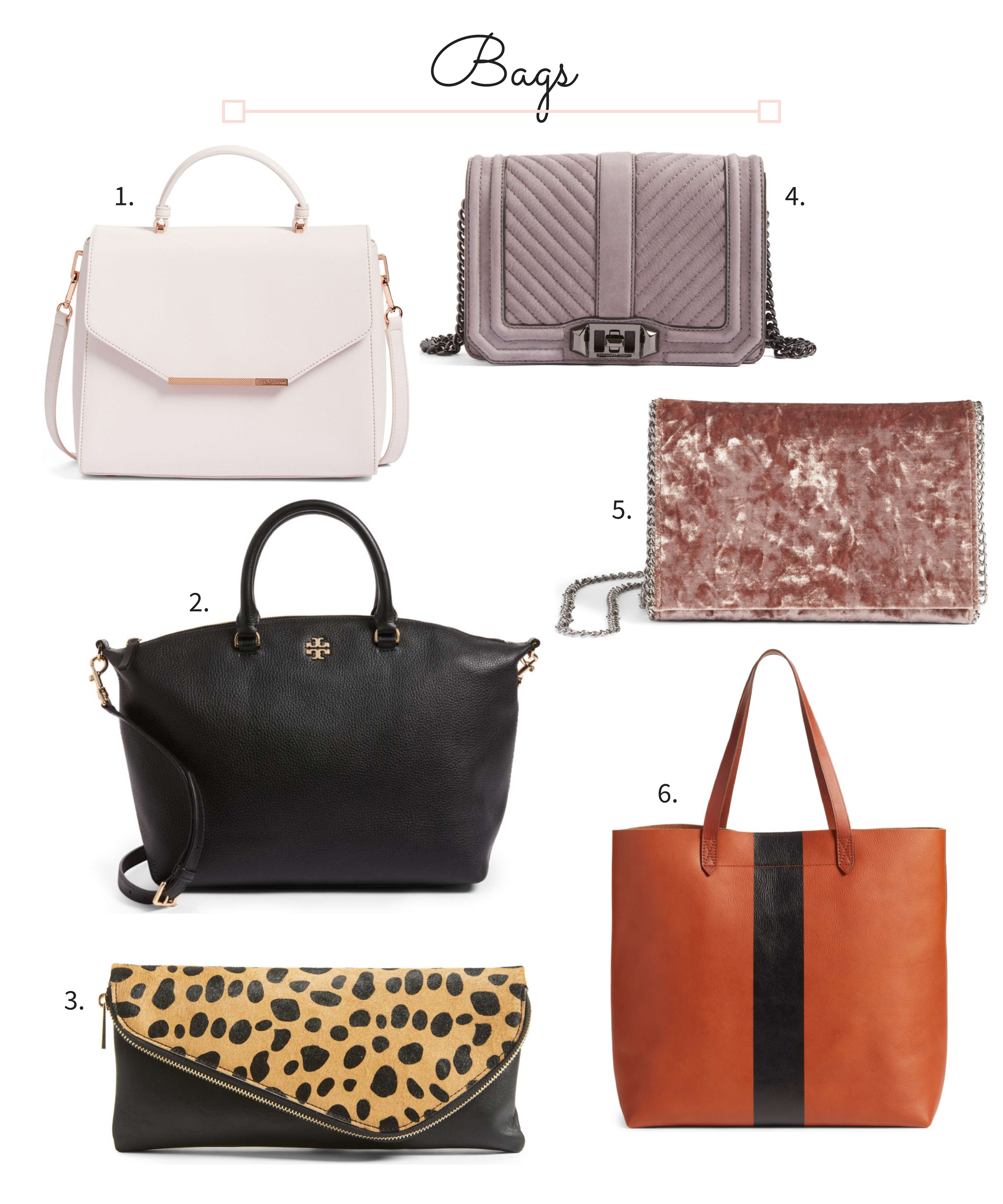 Nordstrom Anniversary Sale picks - bags / purses