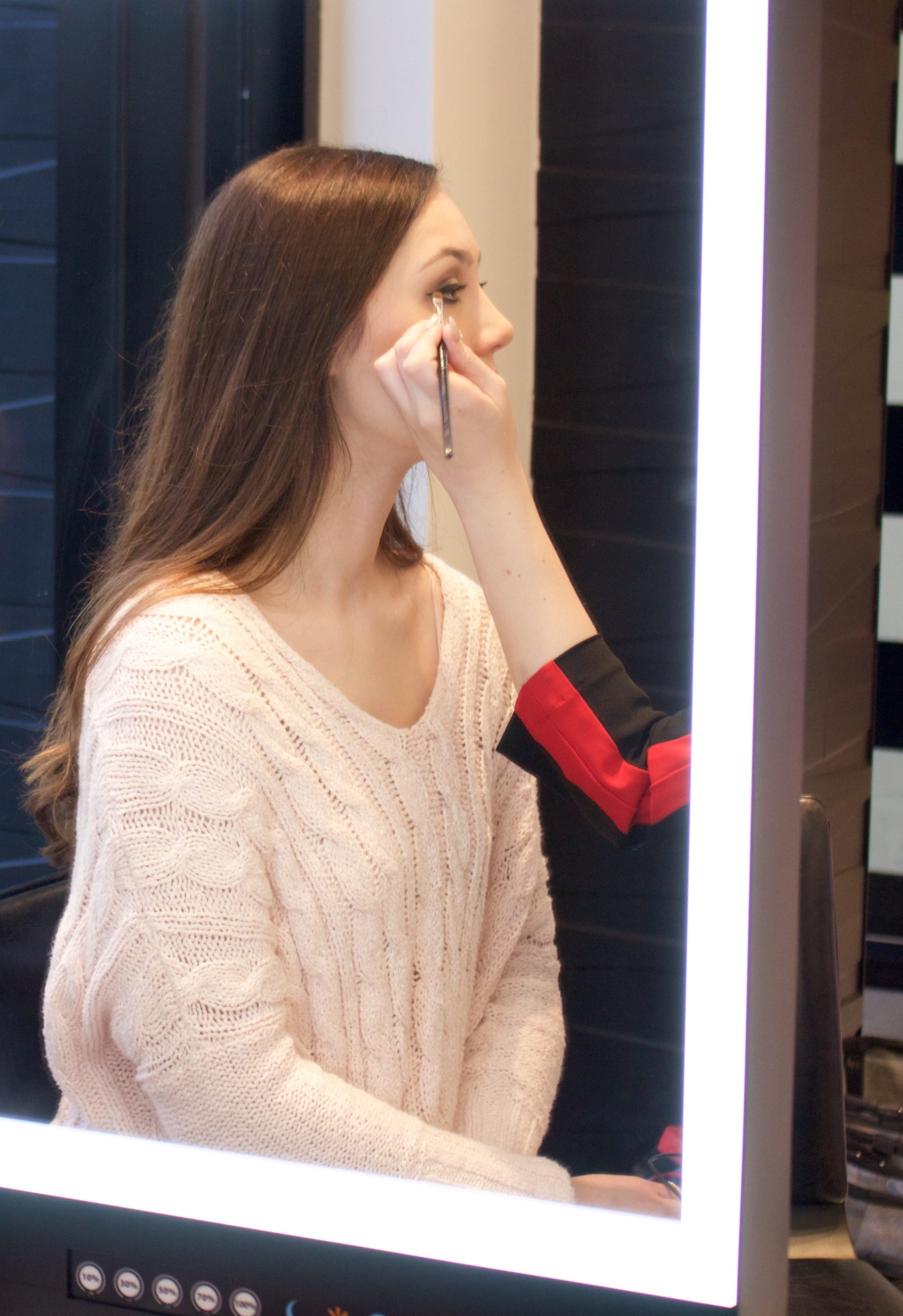 Sephora downtown disney custom makeover