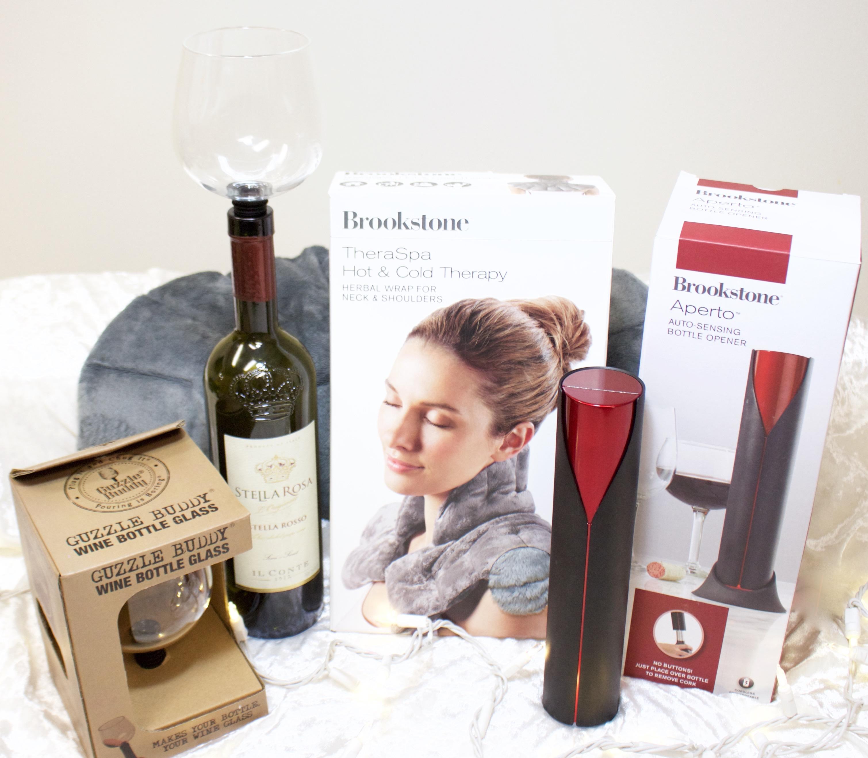Brookstone holiday gift ideas