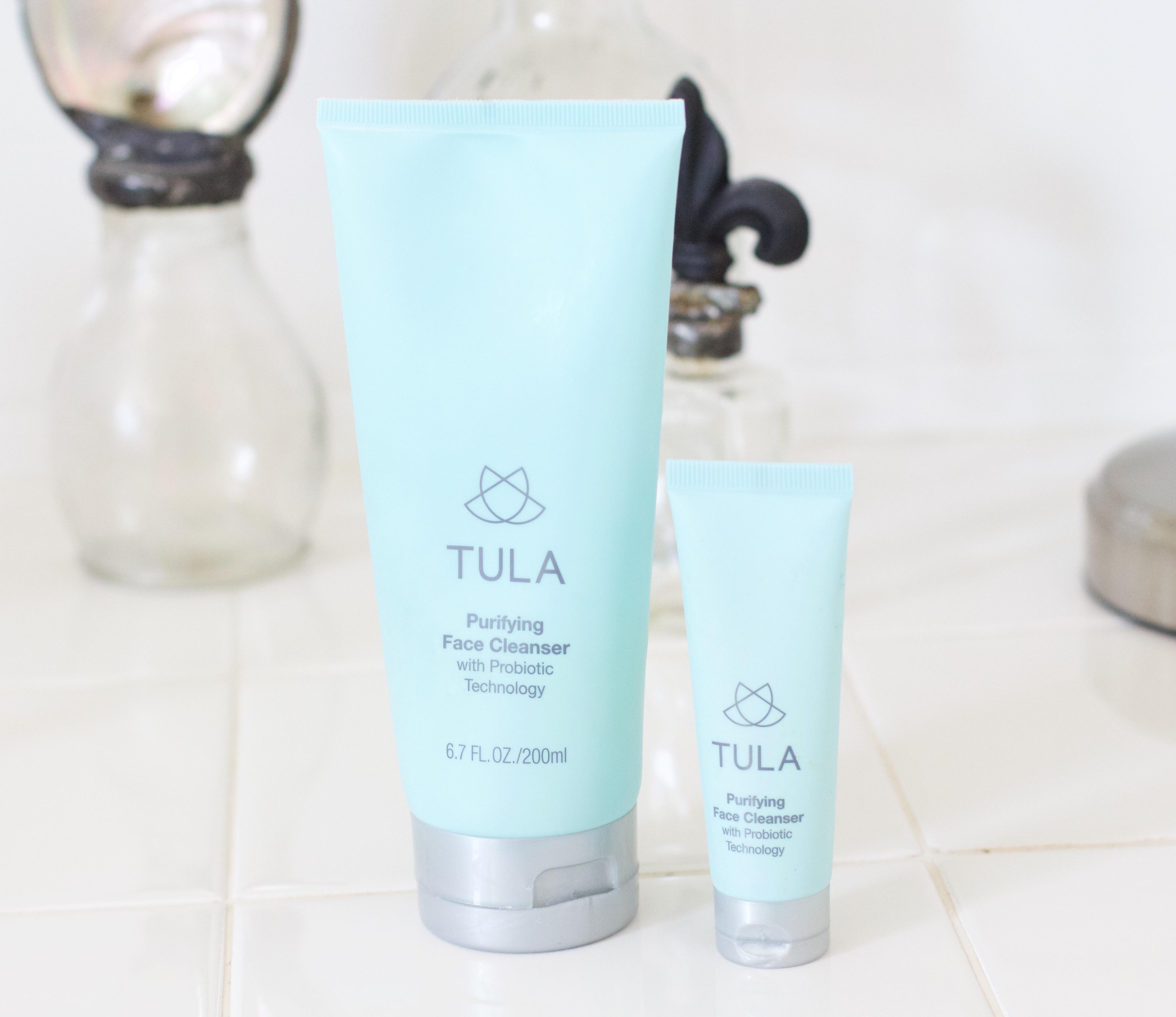 tula skin care products