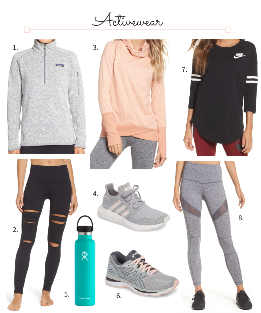 5 Activewear Brands You Need to Know About