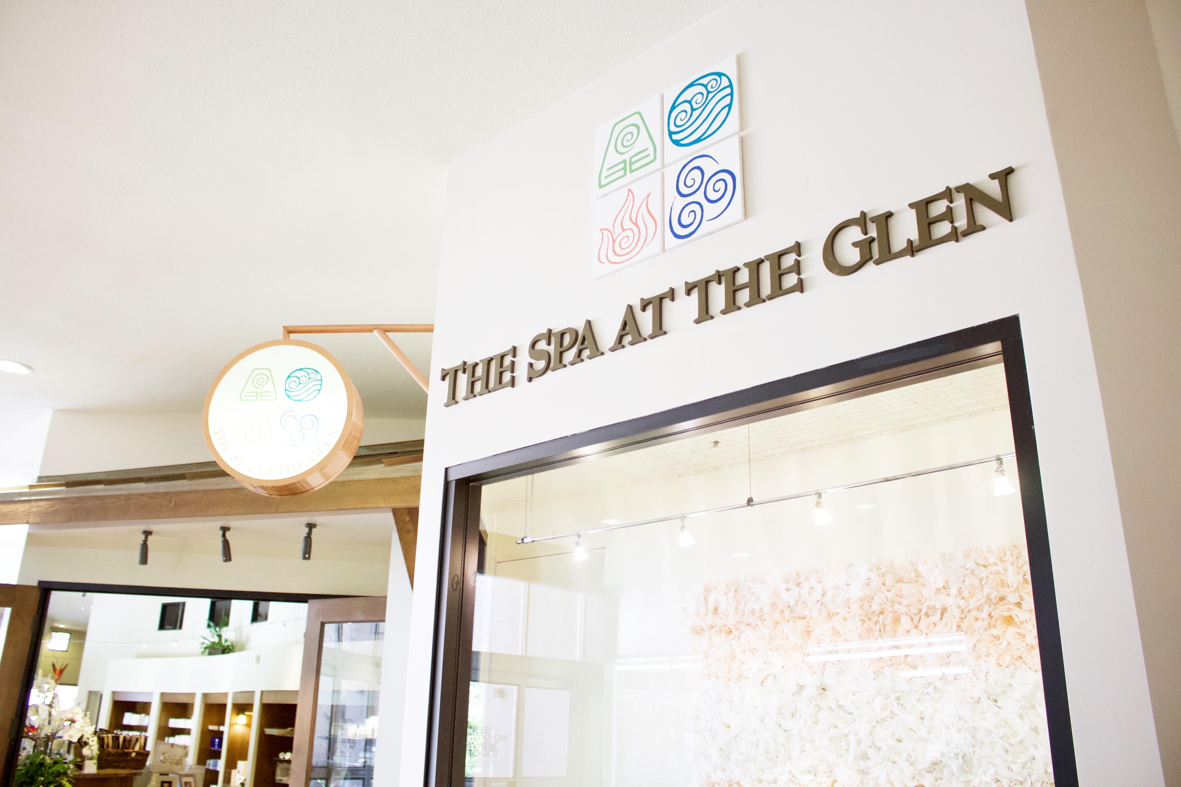The Spa at the Glen Brea Mall