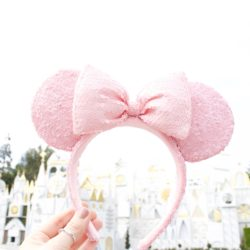 Where to Buy Millennial Pink Minnie Mouse Ears at Disneyland