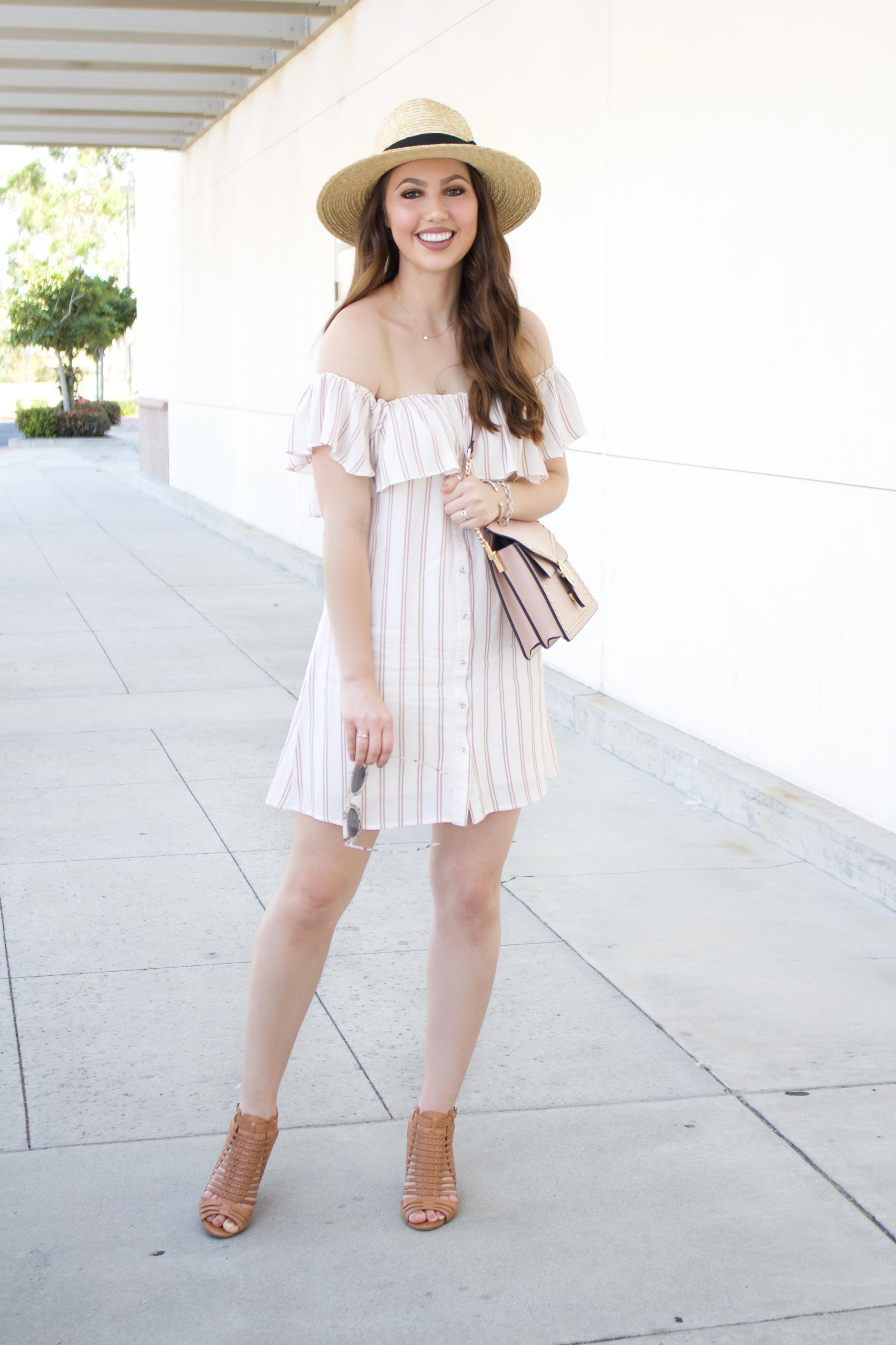 brunch outfit summer