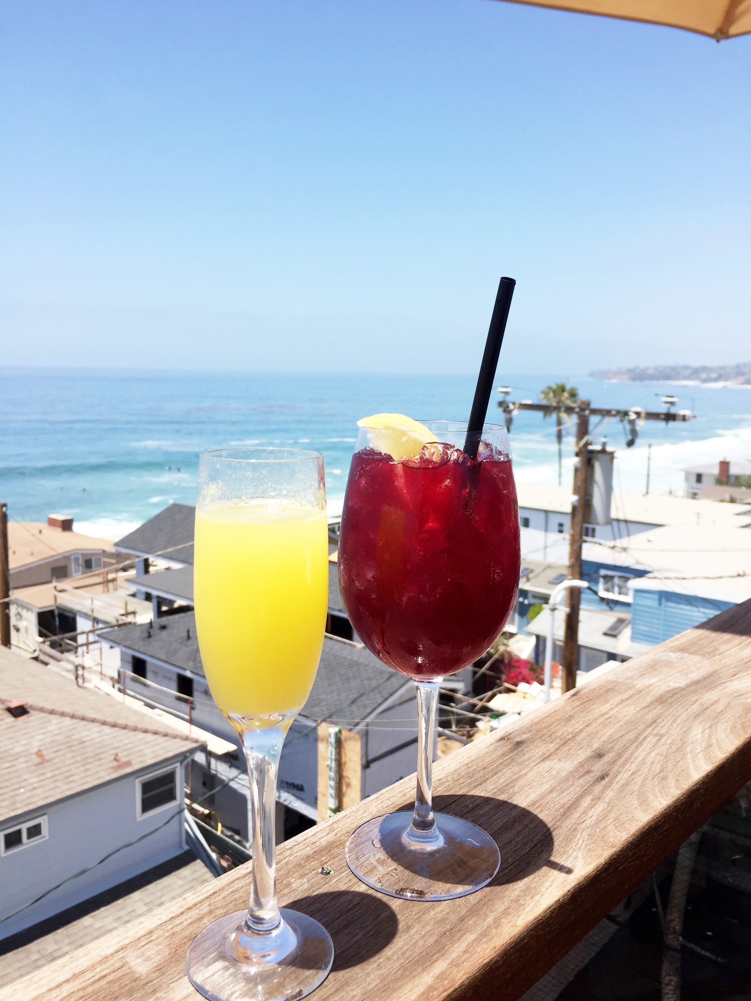 The Rooftop Lounge Laguna Beach review