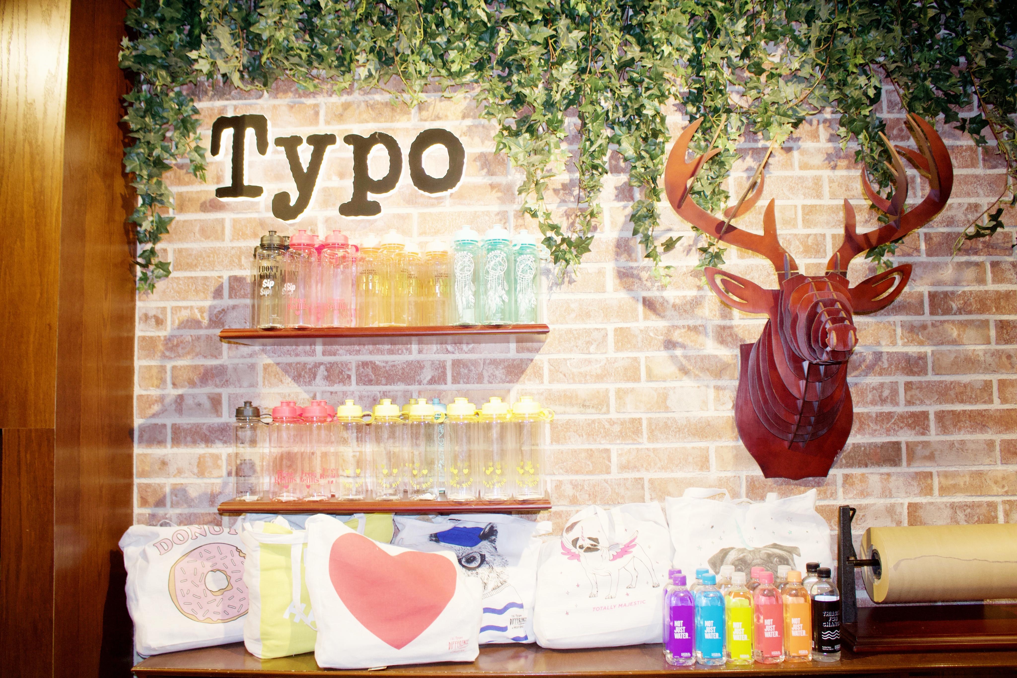 Typo Brea Mall