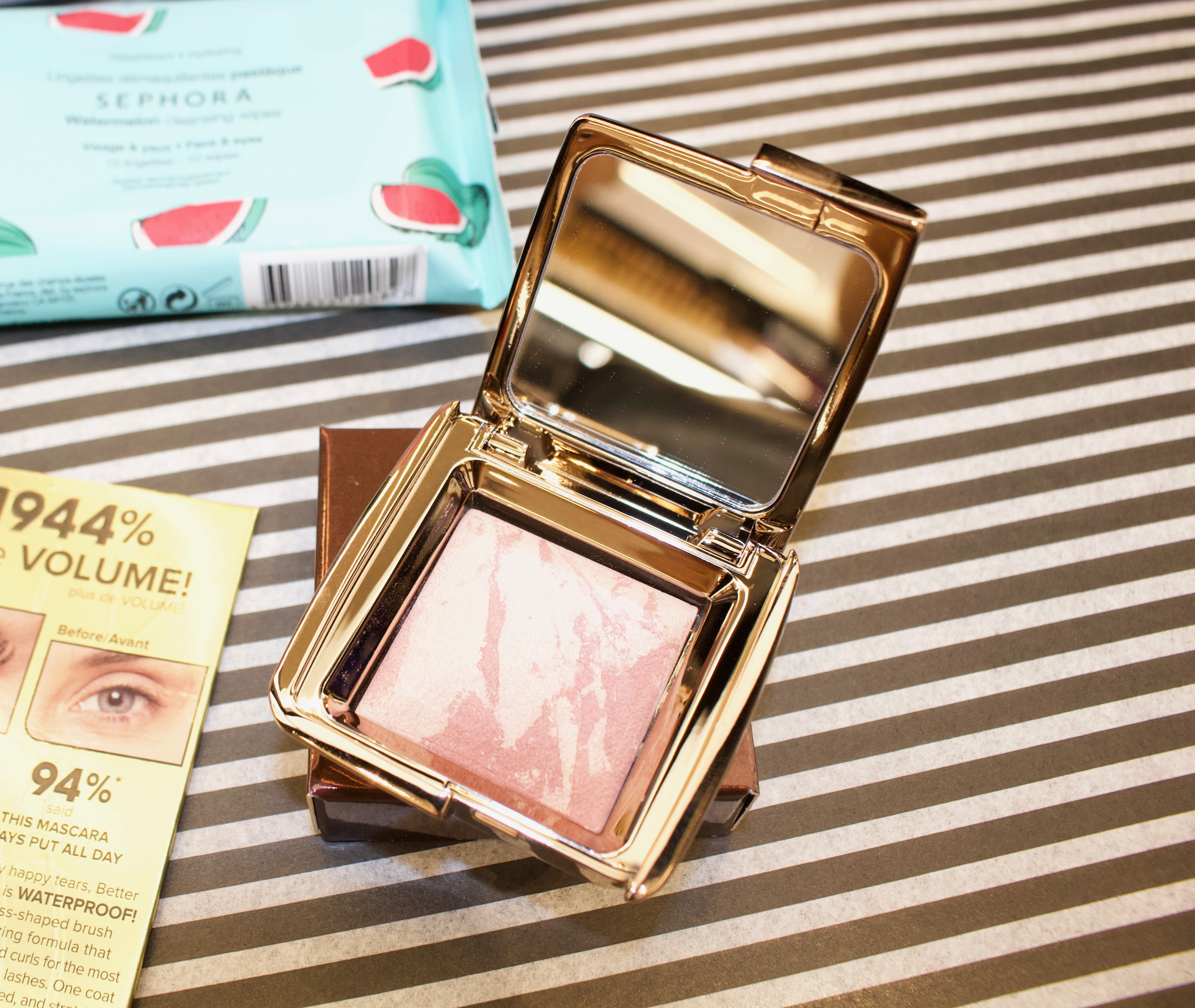 makeup to keep in your backpack school