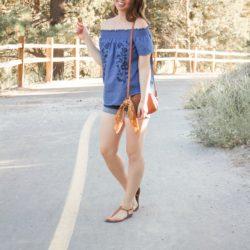 Stylish Mountain Outfit