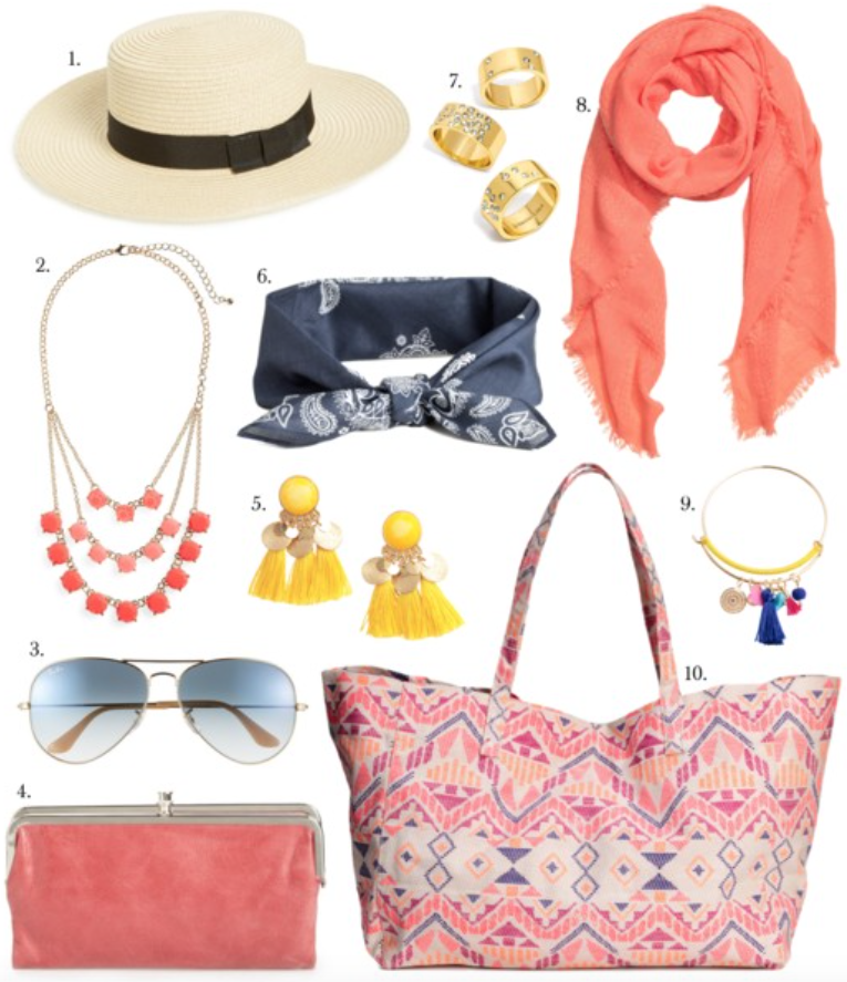 must-have summer accessories