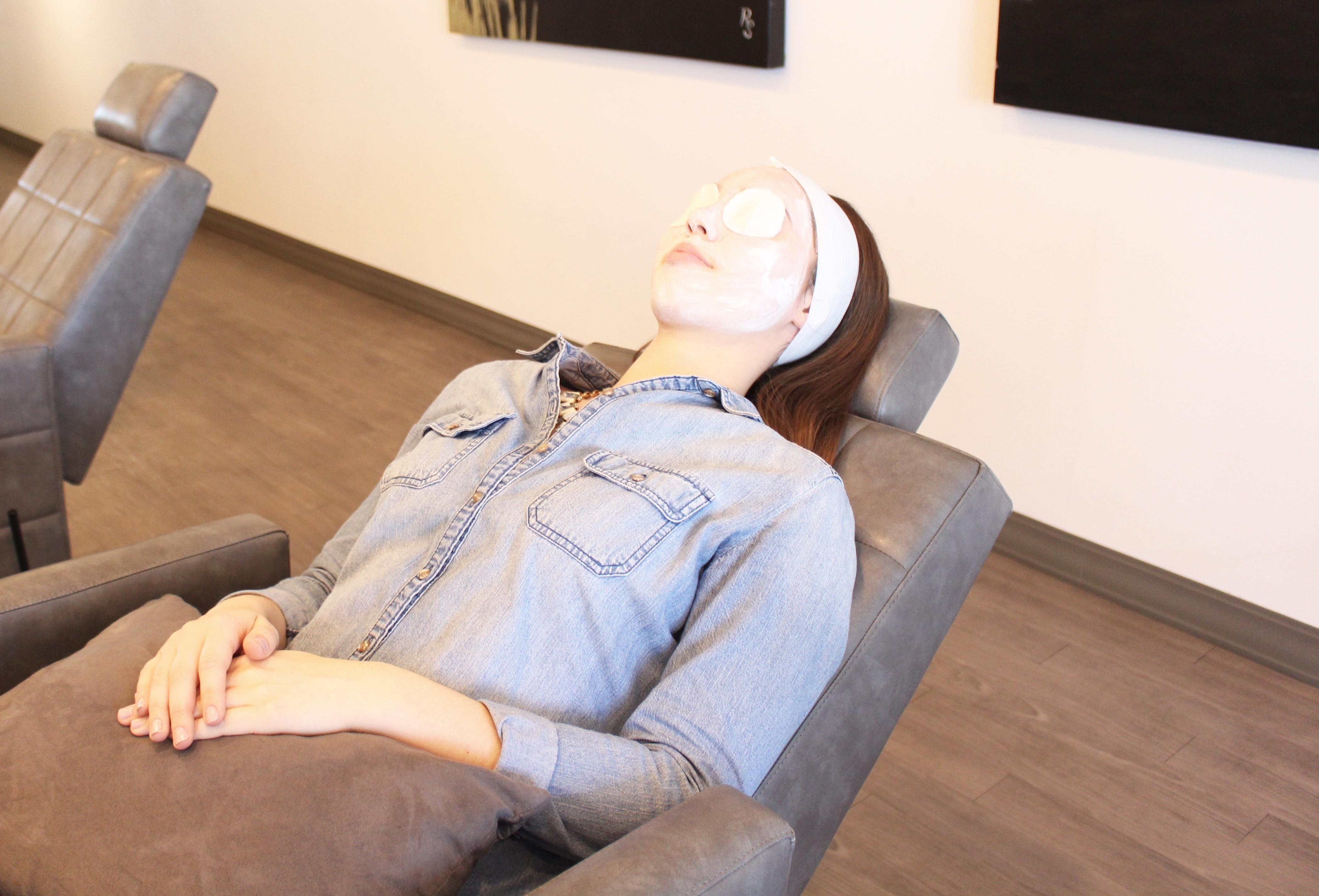 oxygen facial - facialworks