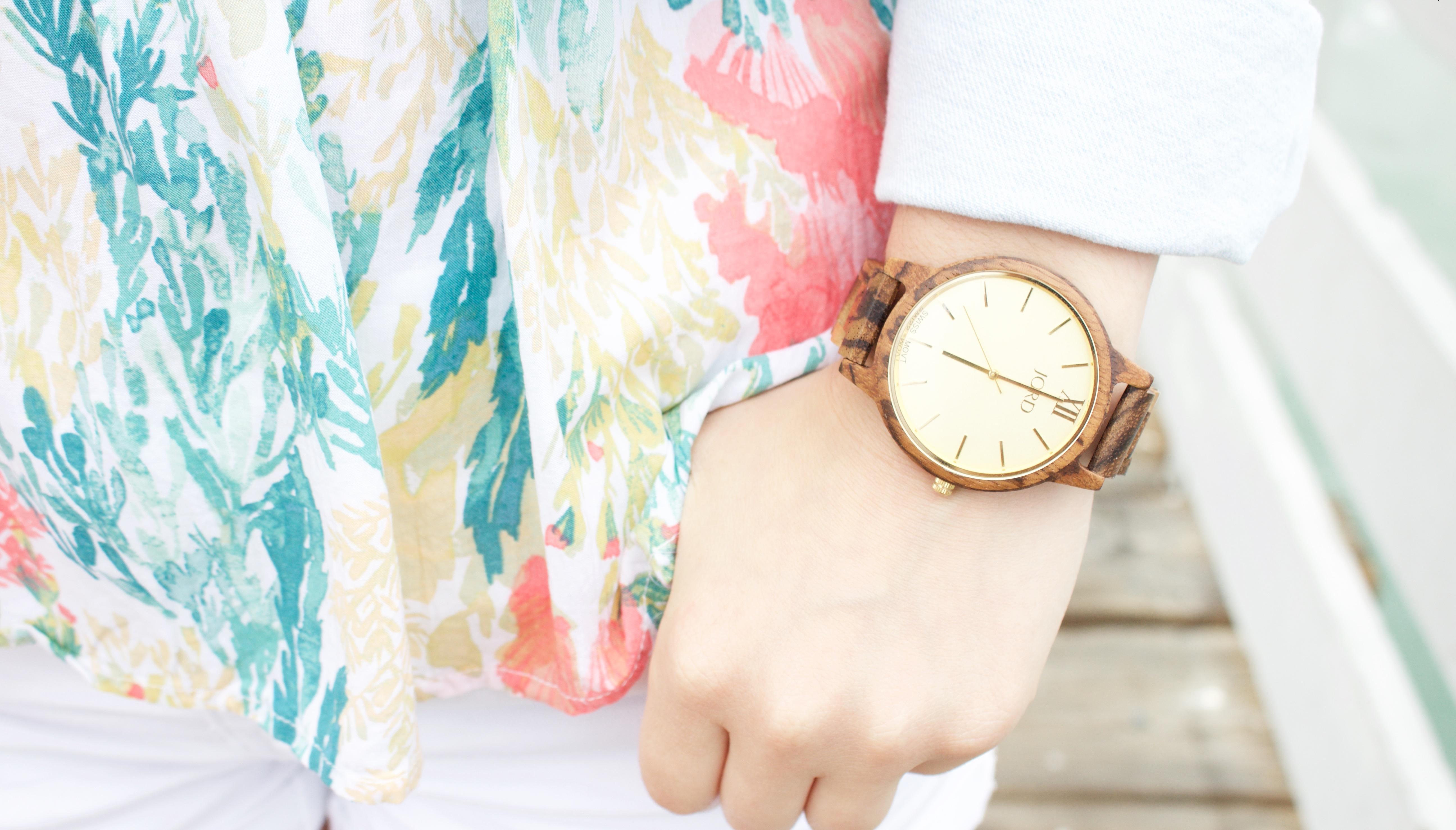 JORD Wood Watch - My Styled Life