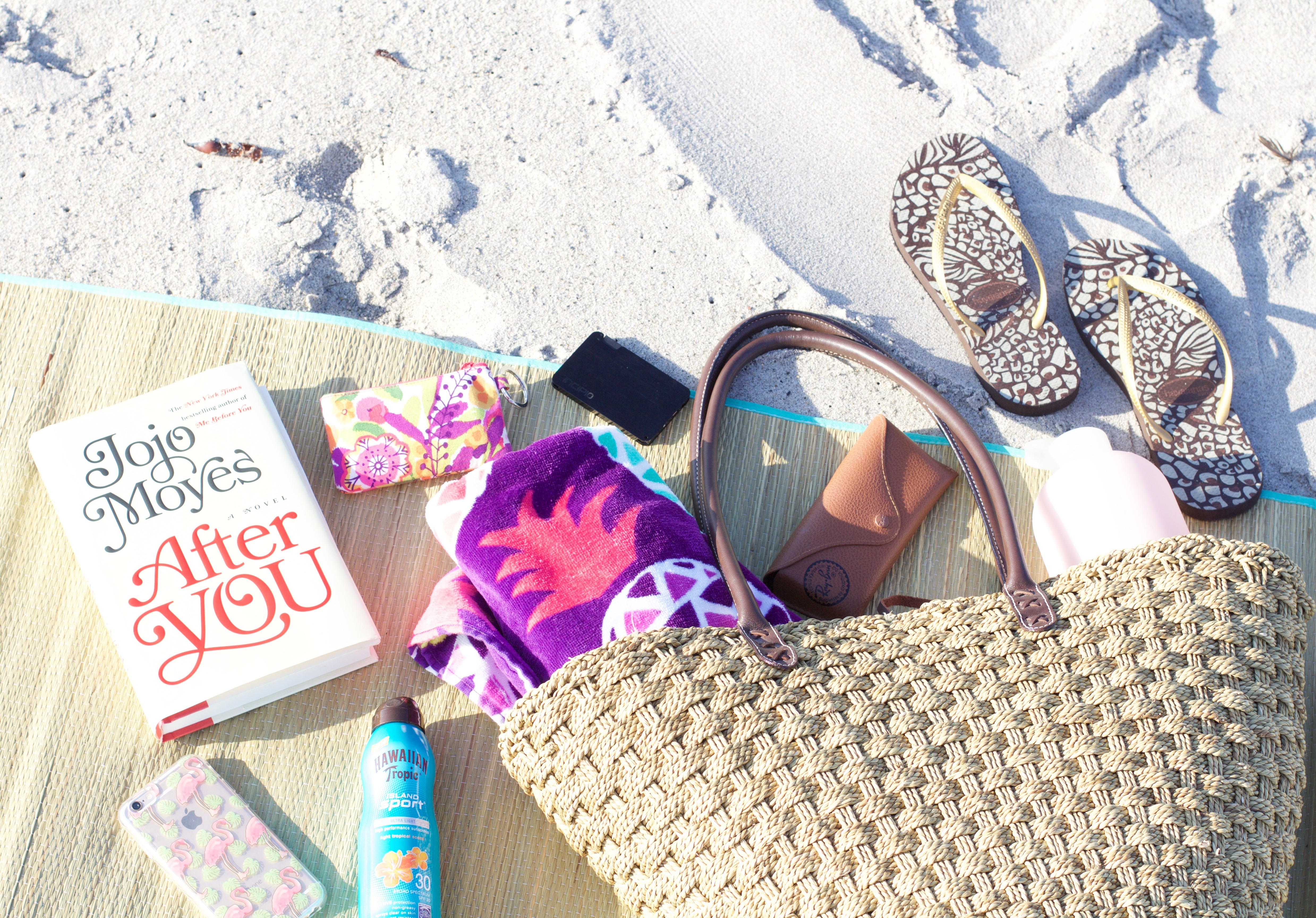 What's in my beach bag - My Styled Life
