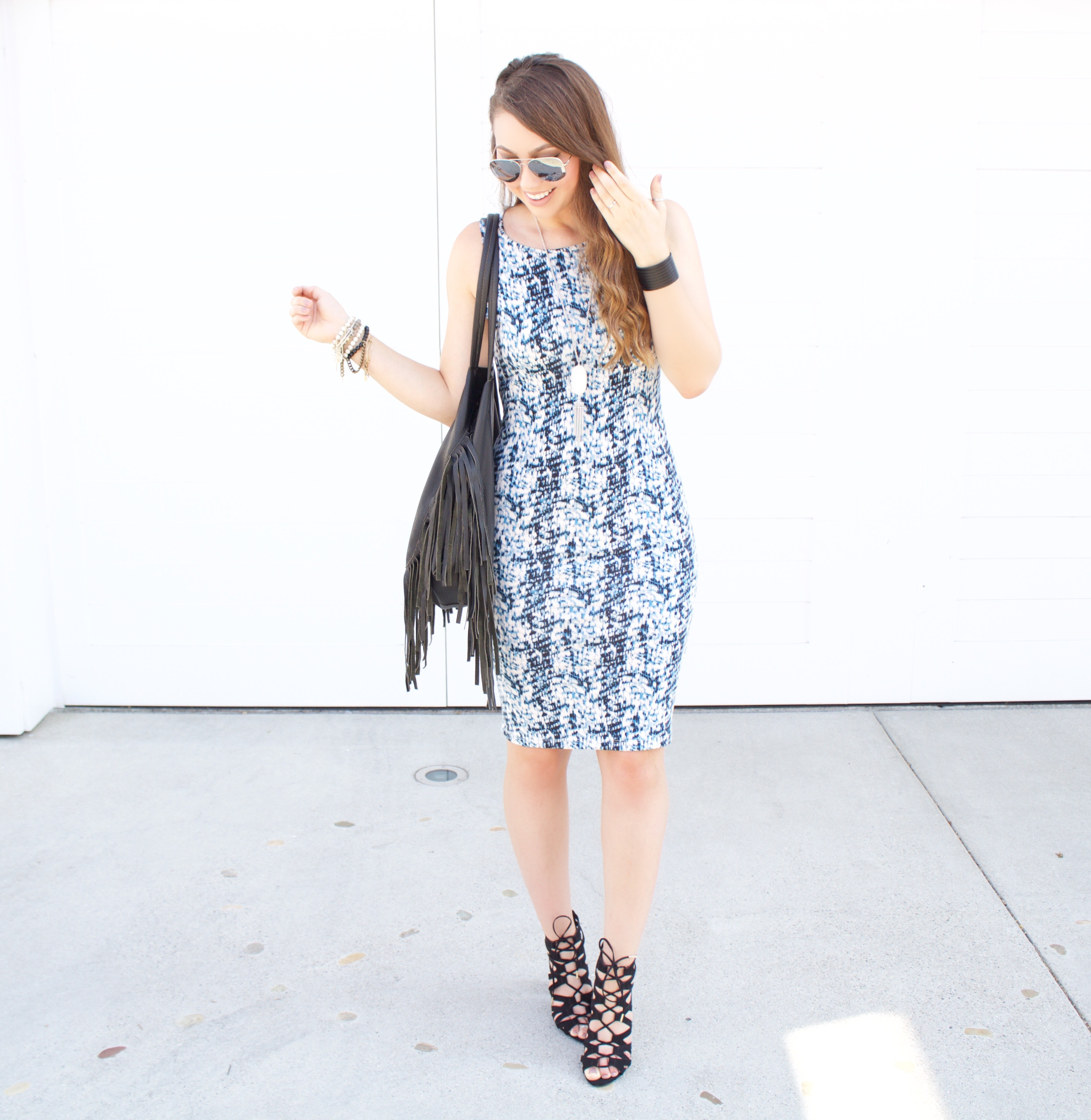 bodycon dress outfit - My Styled Life