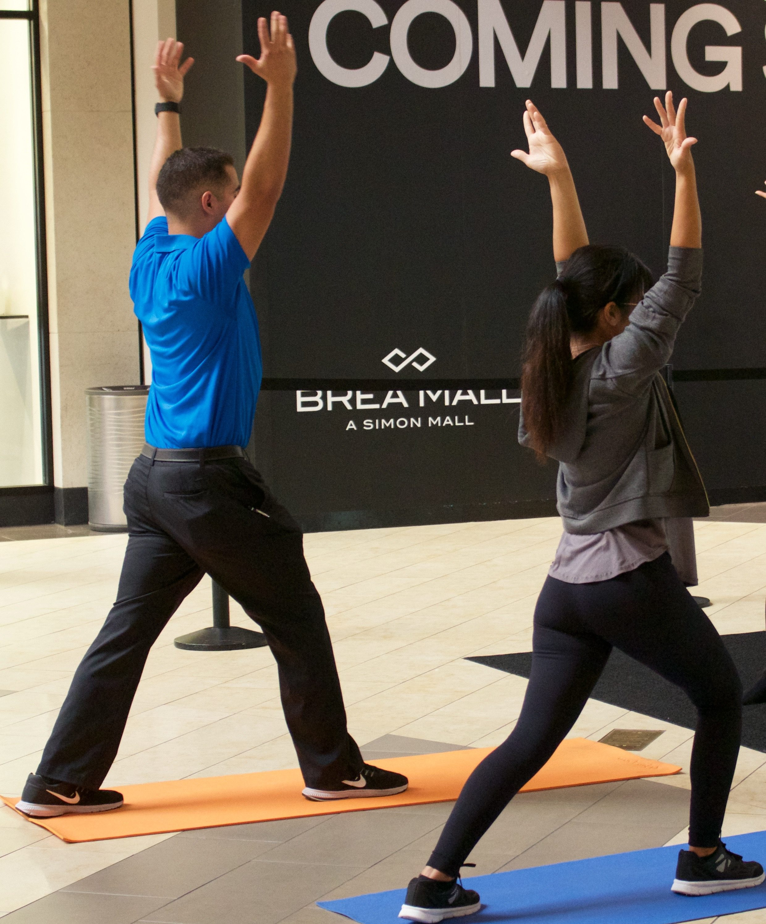 Fashion + Fitness Brea Mall