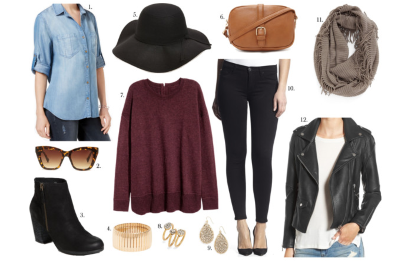 Fall Closet Staples | My Styled Life