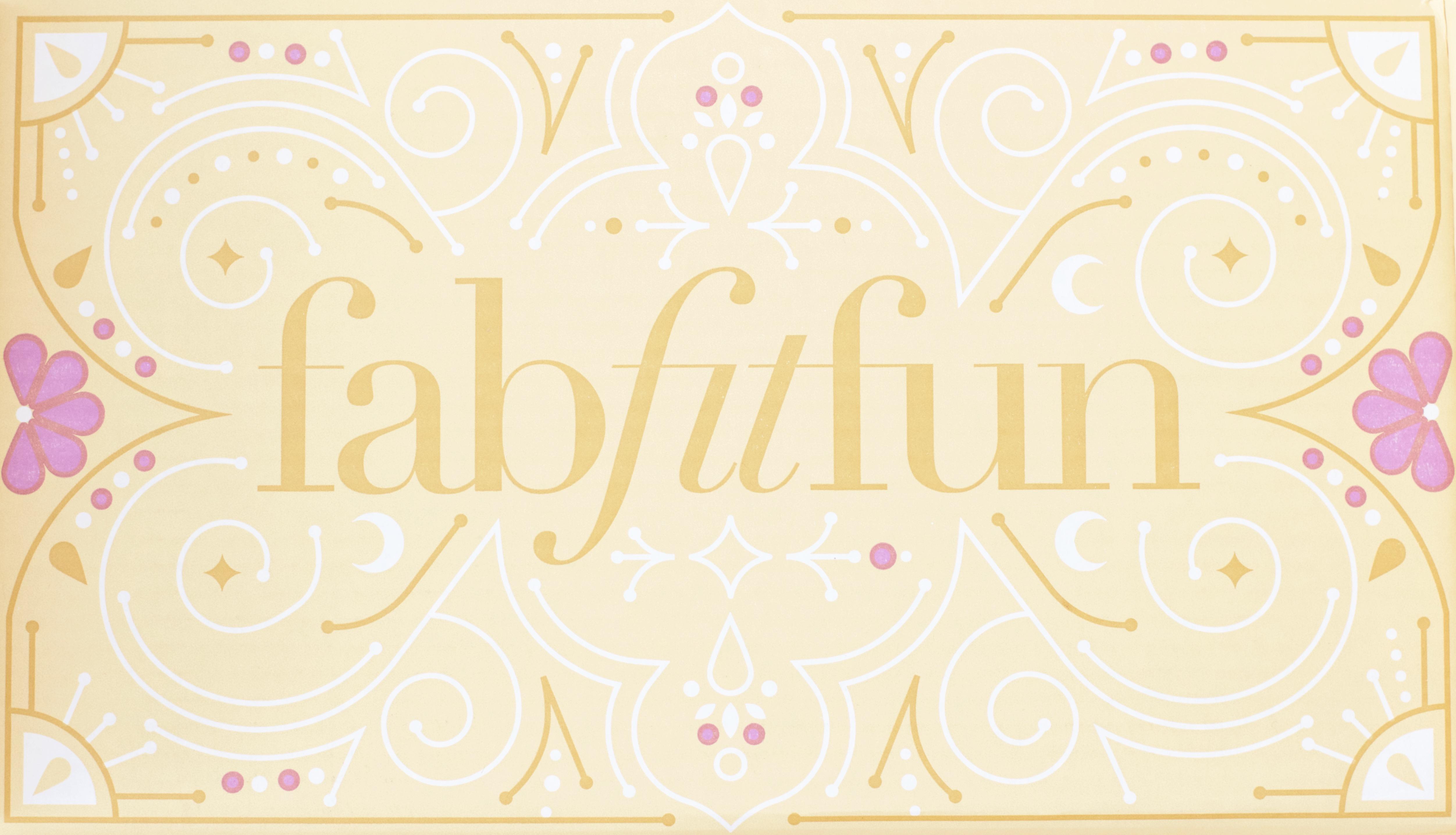 FabFitFun box coupon