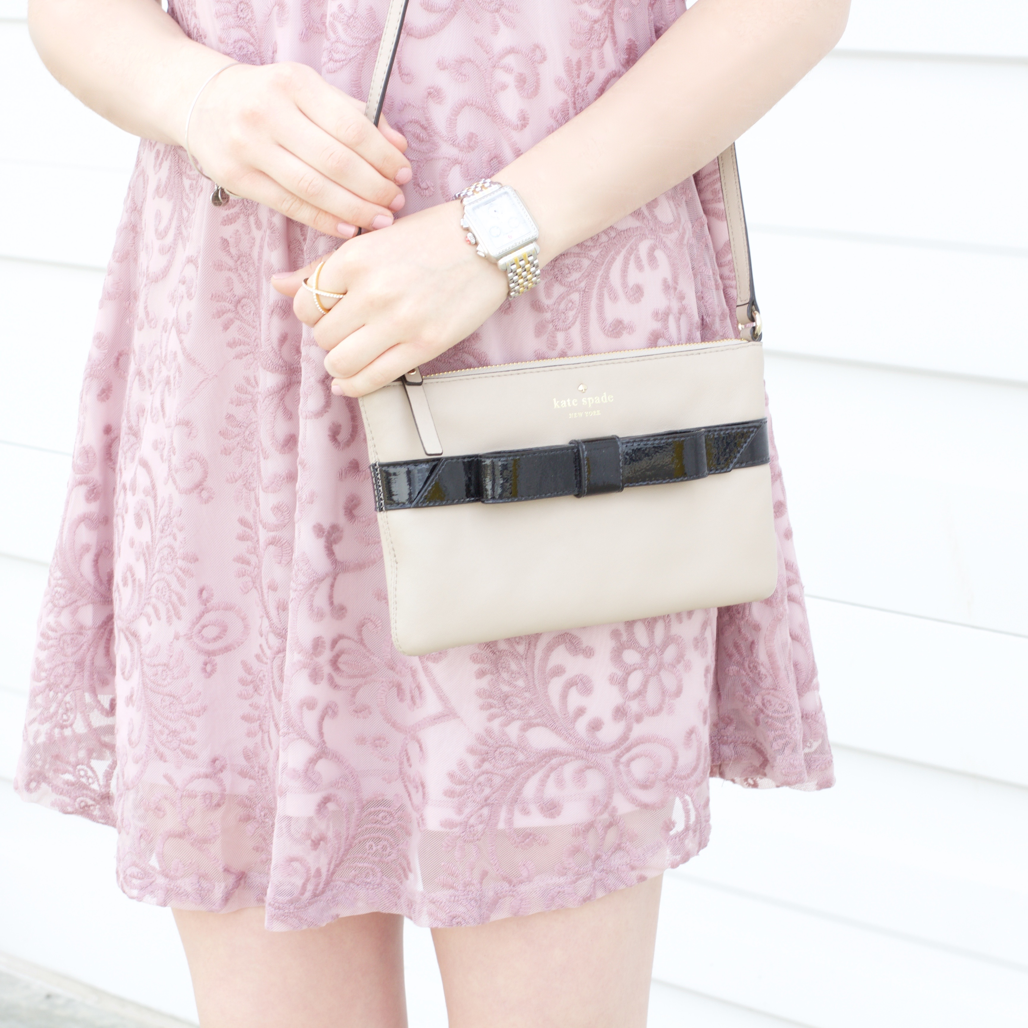 Kate Spade Crossbody with bow