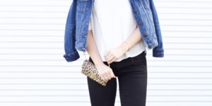 Two Ways to Style a Denim Jacket for Summer