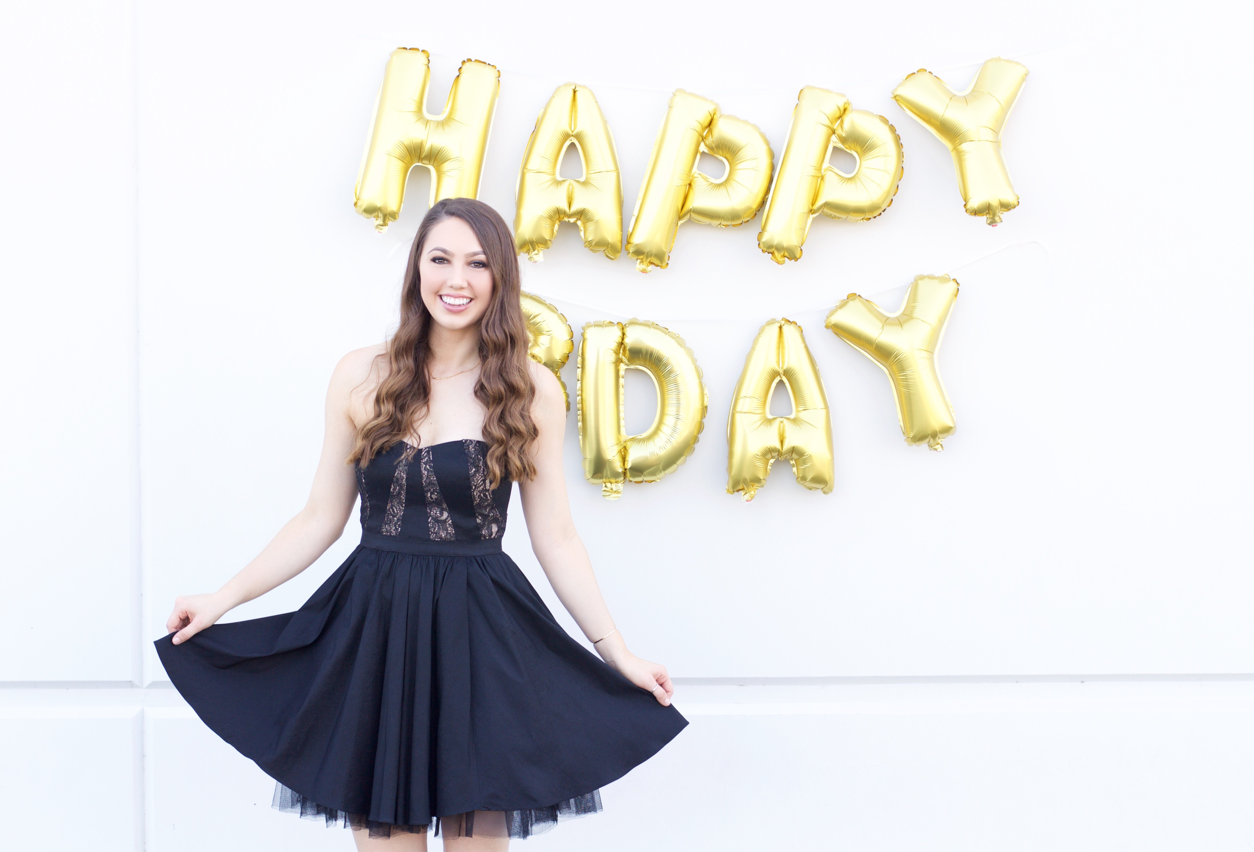 fashion blogger birthday