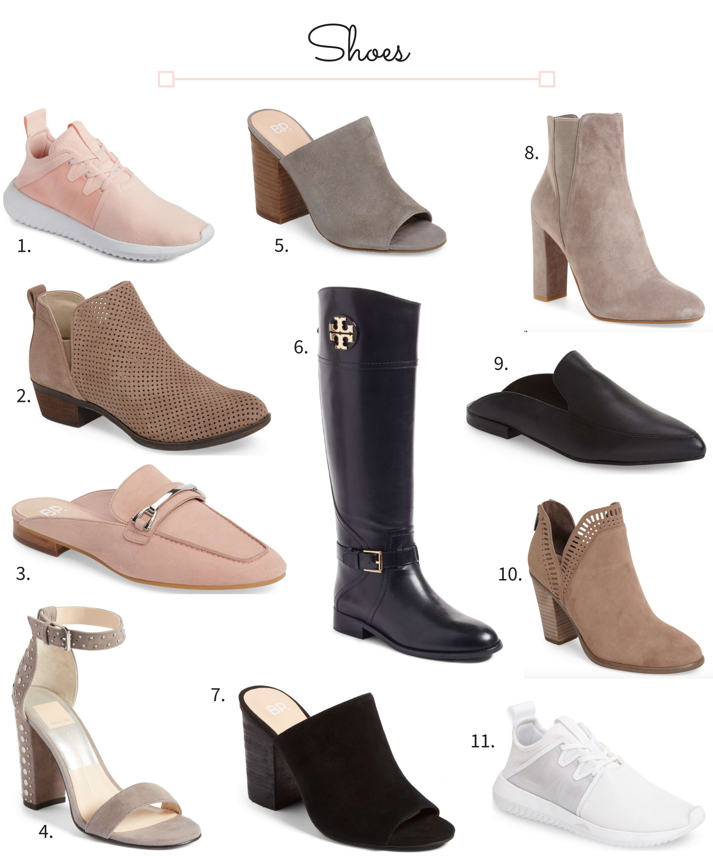 Nordstrom Anniversary Sale picks - shoes