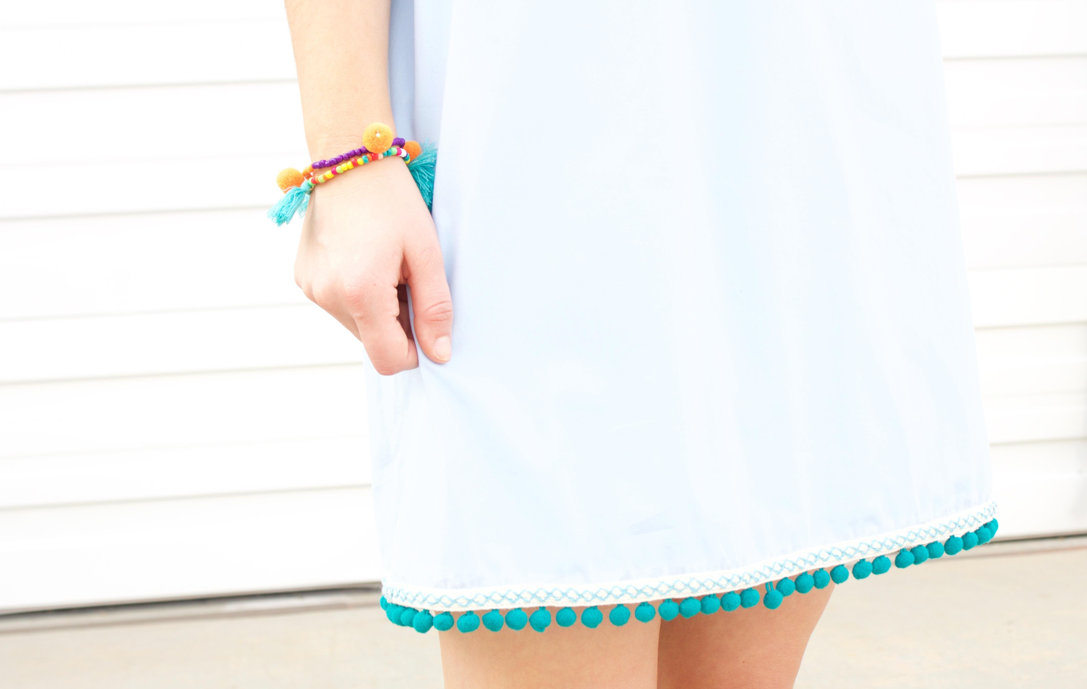 tassel beaded bracelets