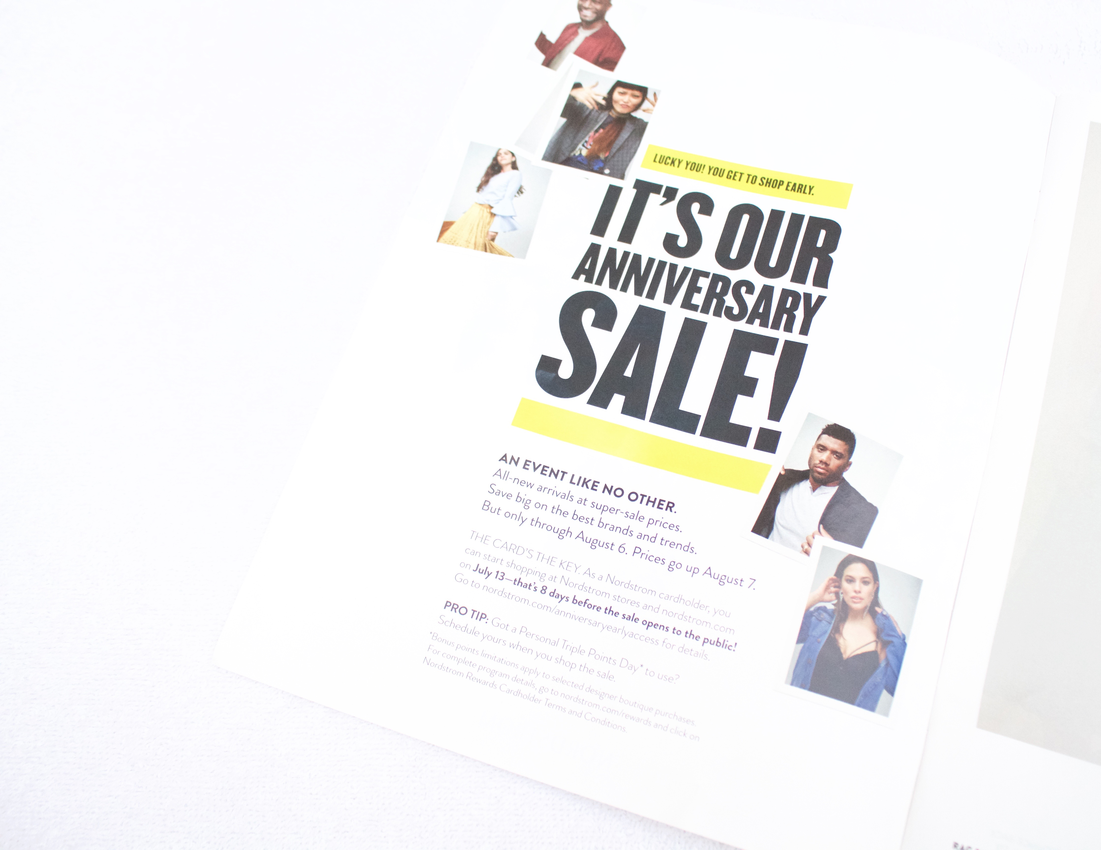 Nordstrom Anniversary Sale 2017: Tips + Early Access
