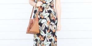 Beat the Back-to-School Blues with a Hawaiian Maxi Dress