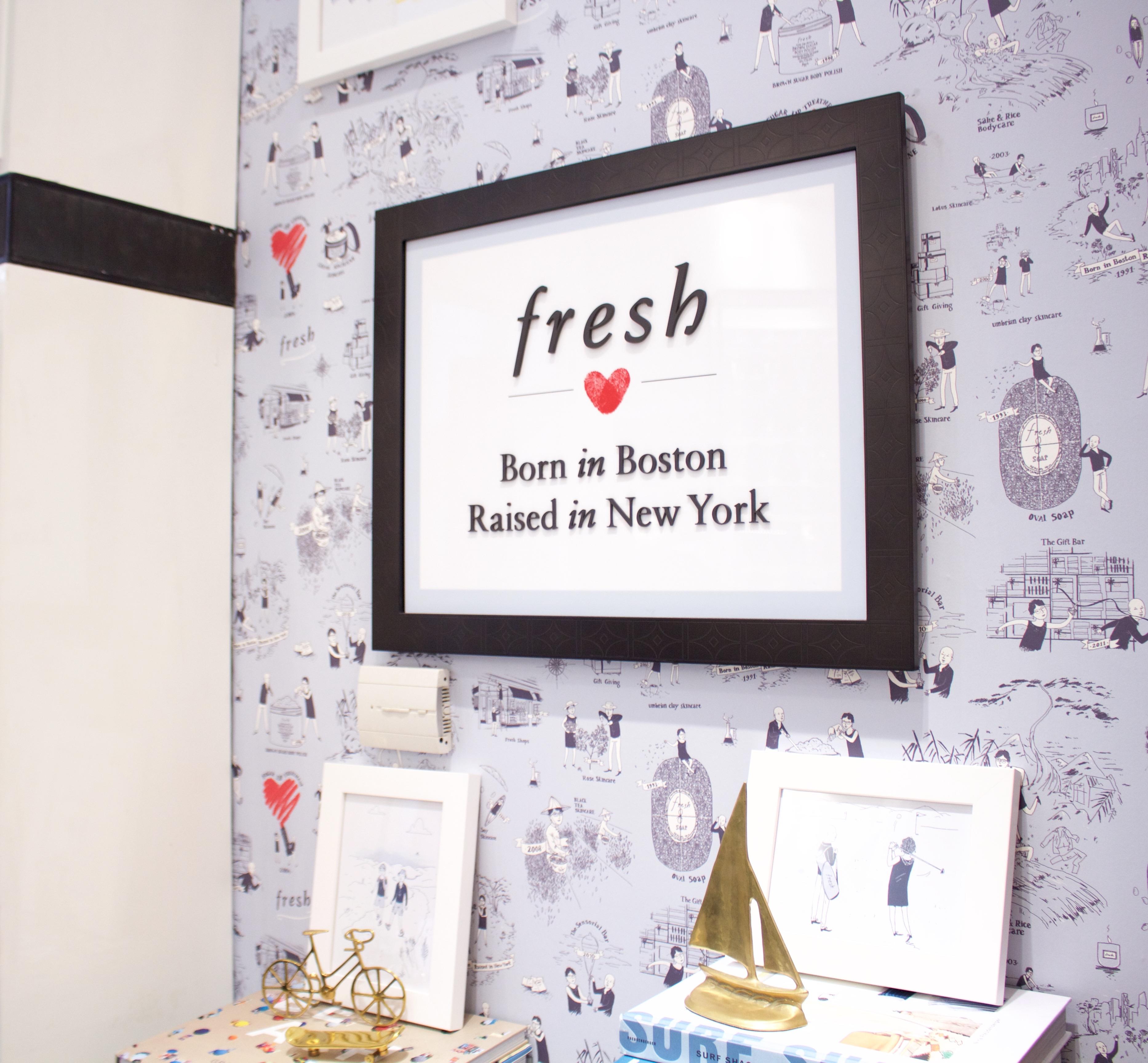 new Fresh store South Coast Plaza