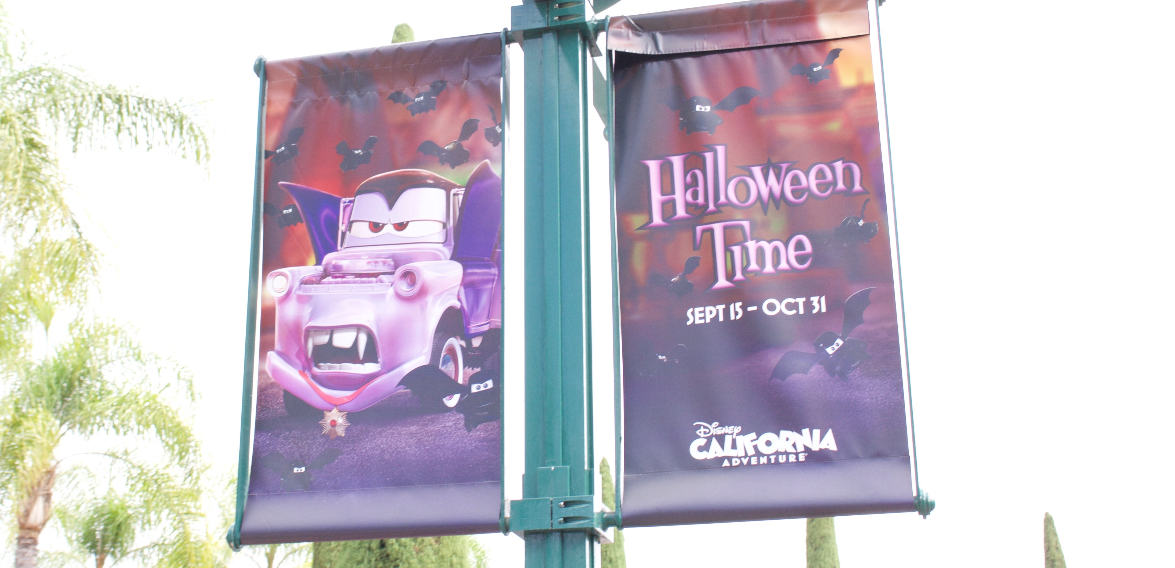 halloween time at Disneyland dates