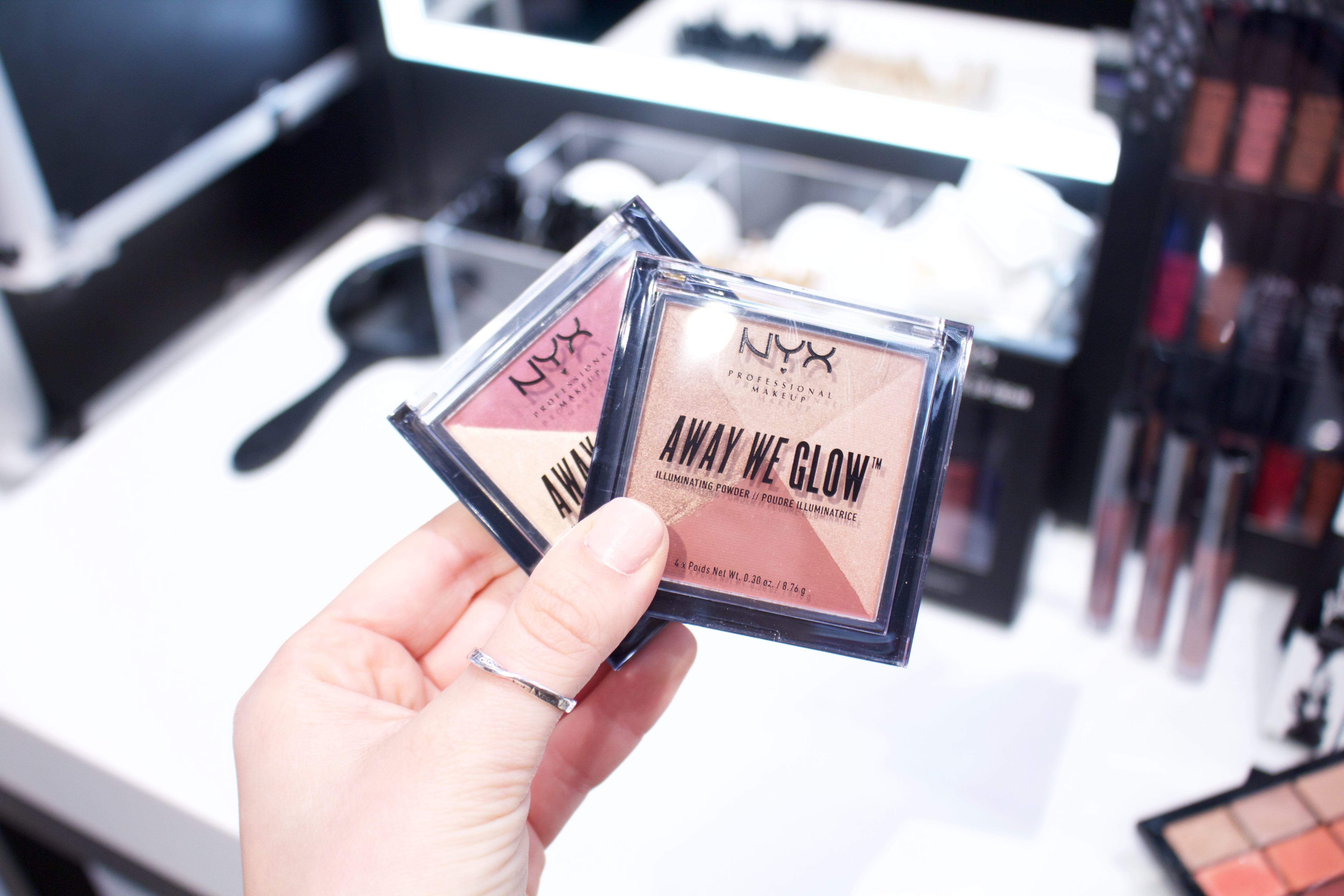 the best fall beauty products at NYX Brea Mall