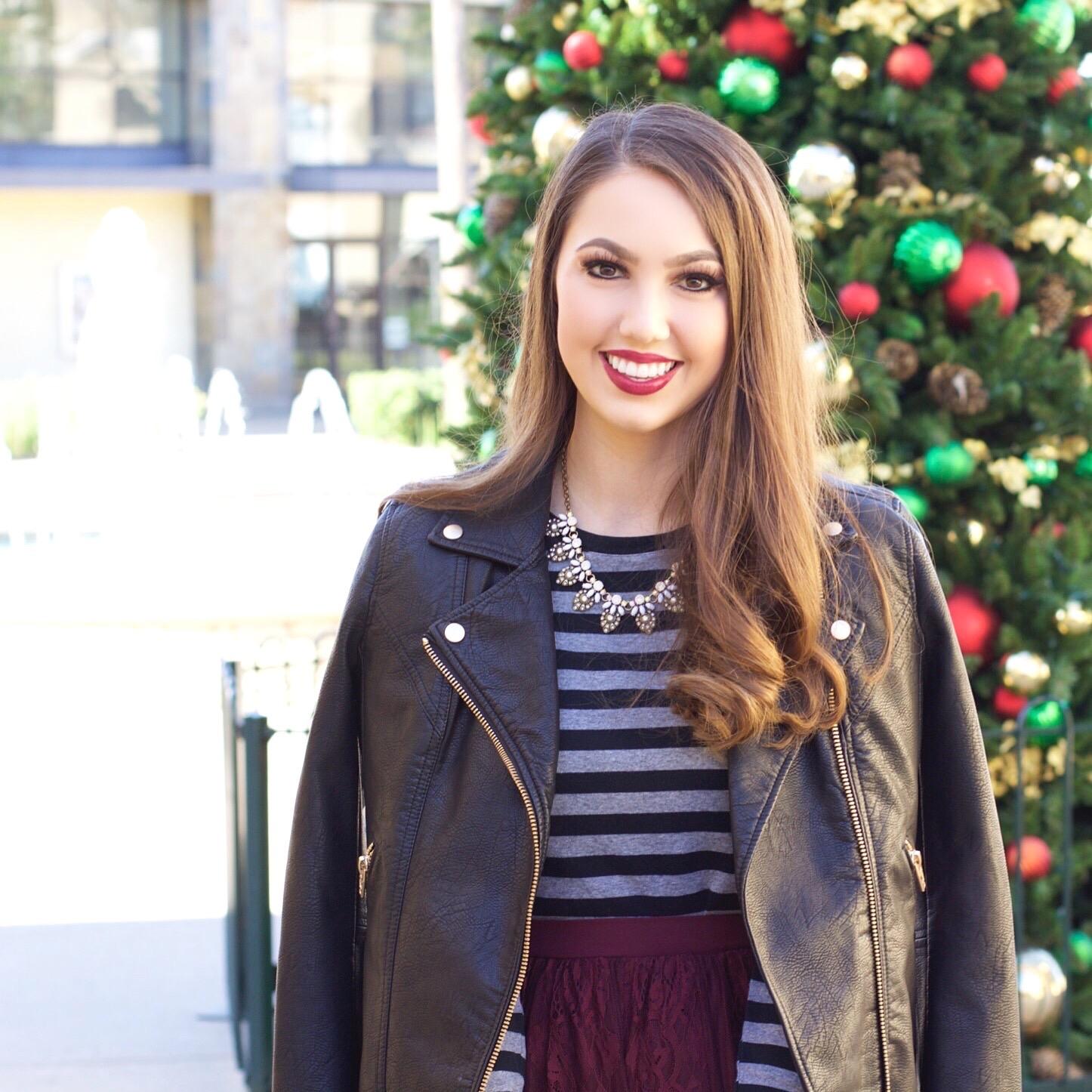 Christmas outfit idea 2017