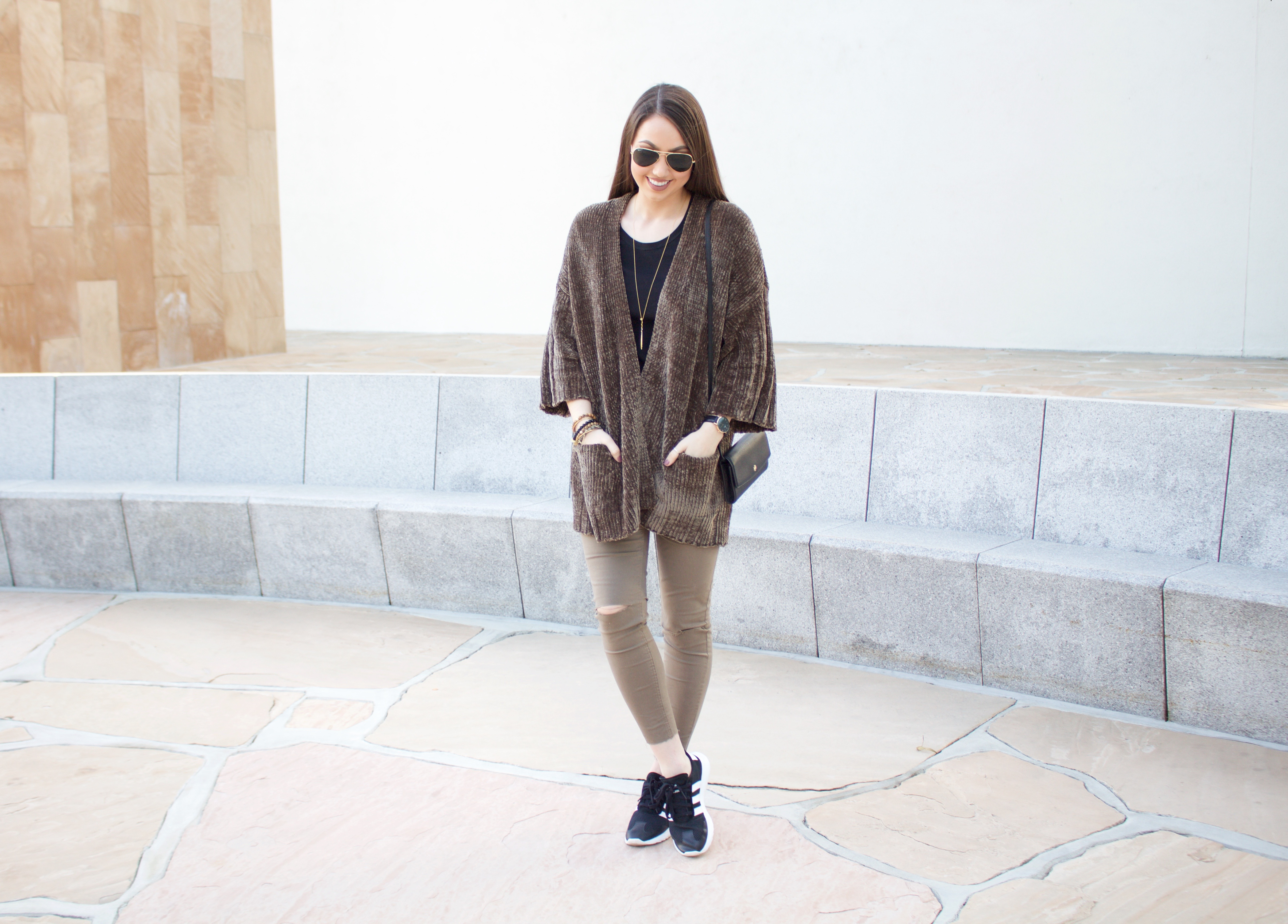 winter fashion trends 2018 - chenille trend