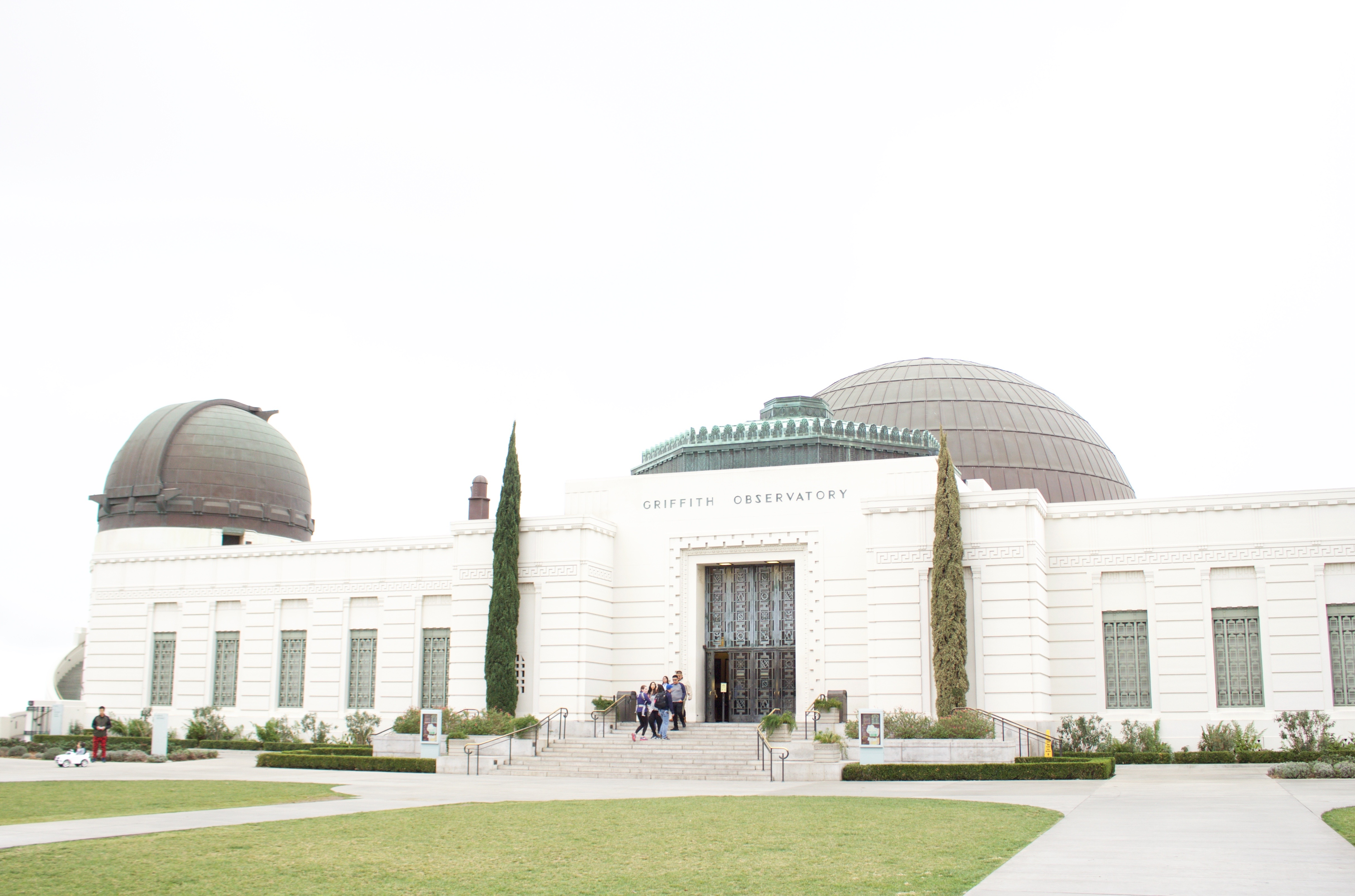 Things to Do in LA - Griffith Observatory