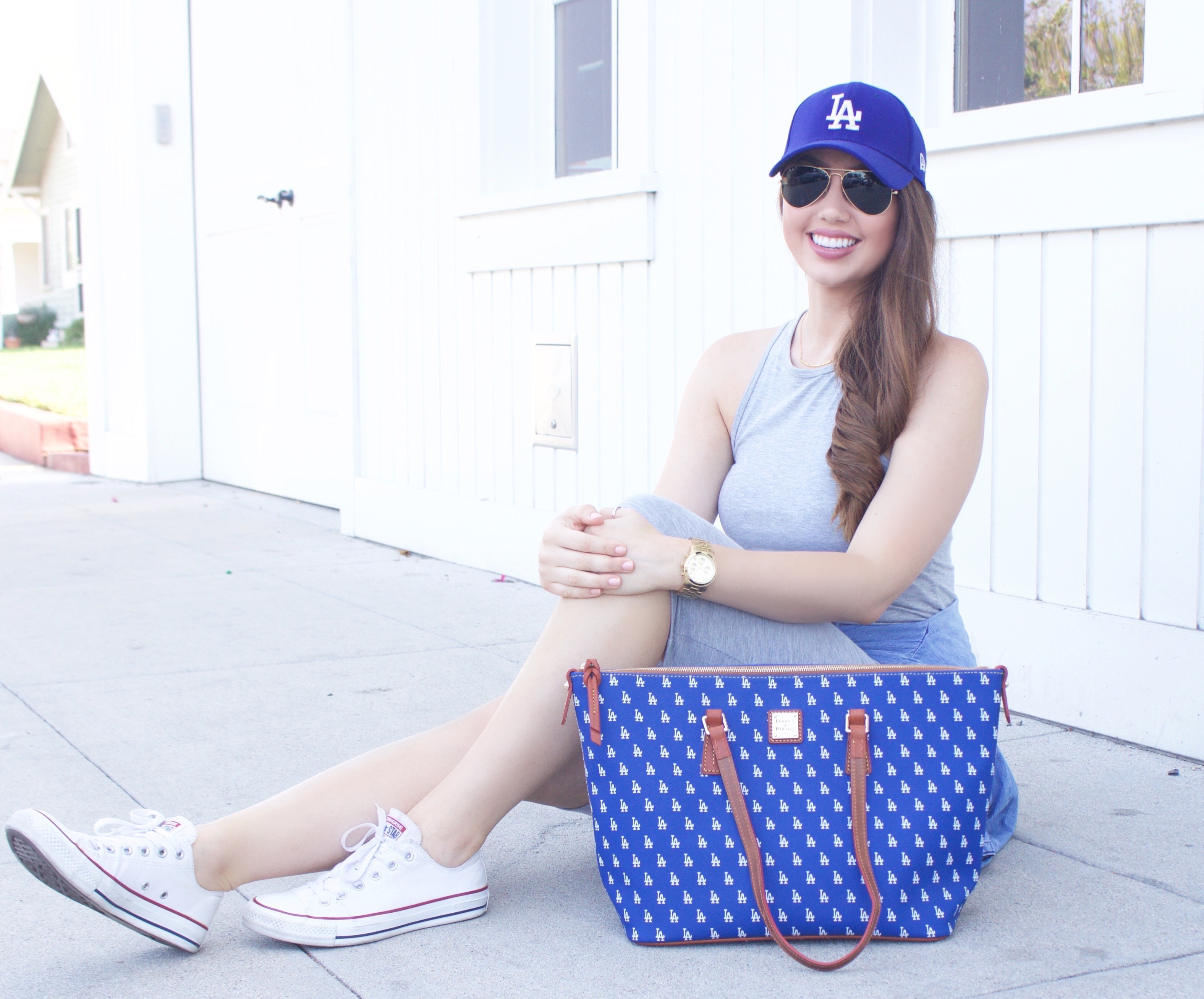 what to wear to a dodgers game