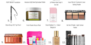 Sephora Spring VIB Sale 2018 Dates + Favorites