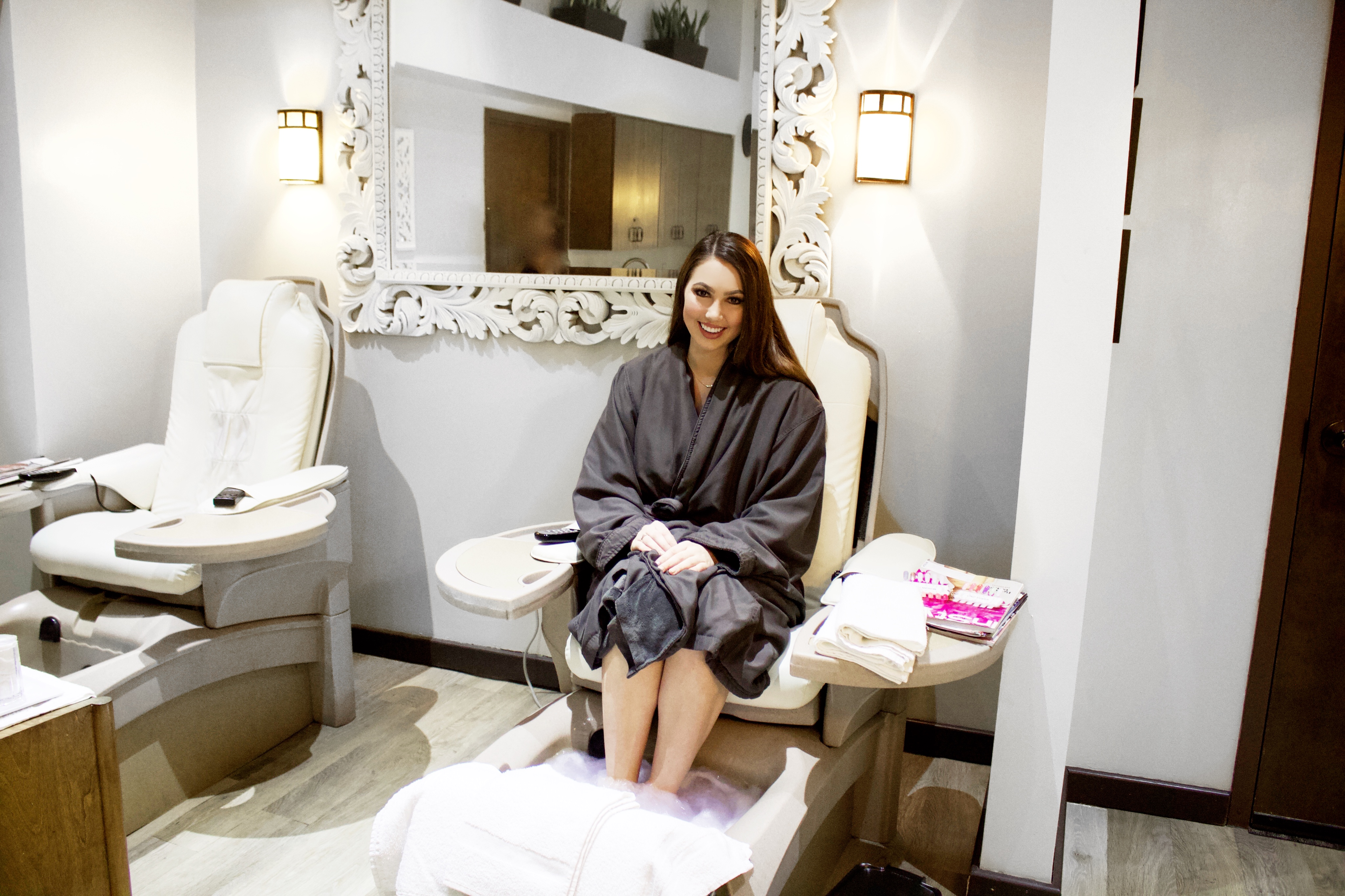 review the spa at the glen brea mall