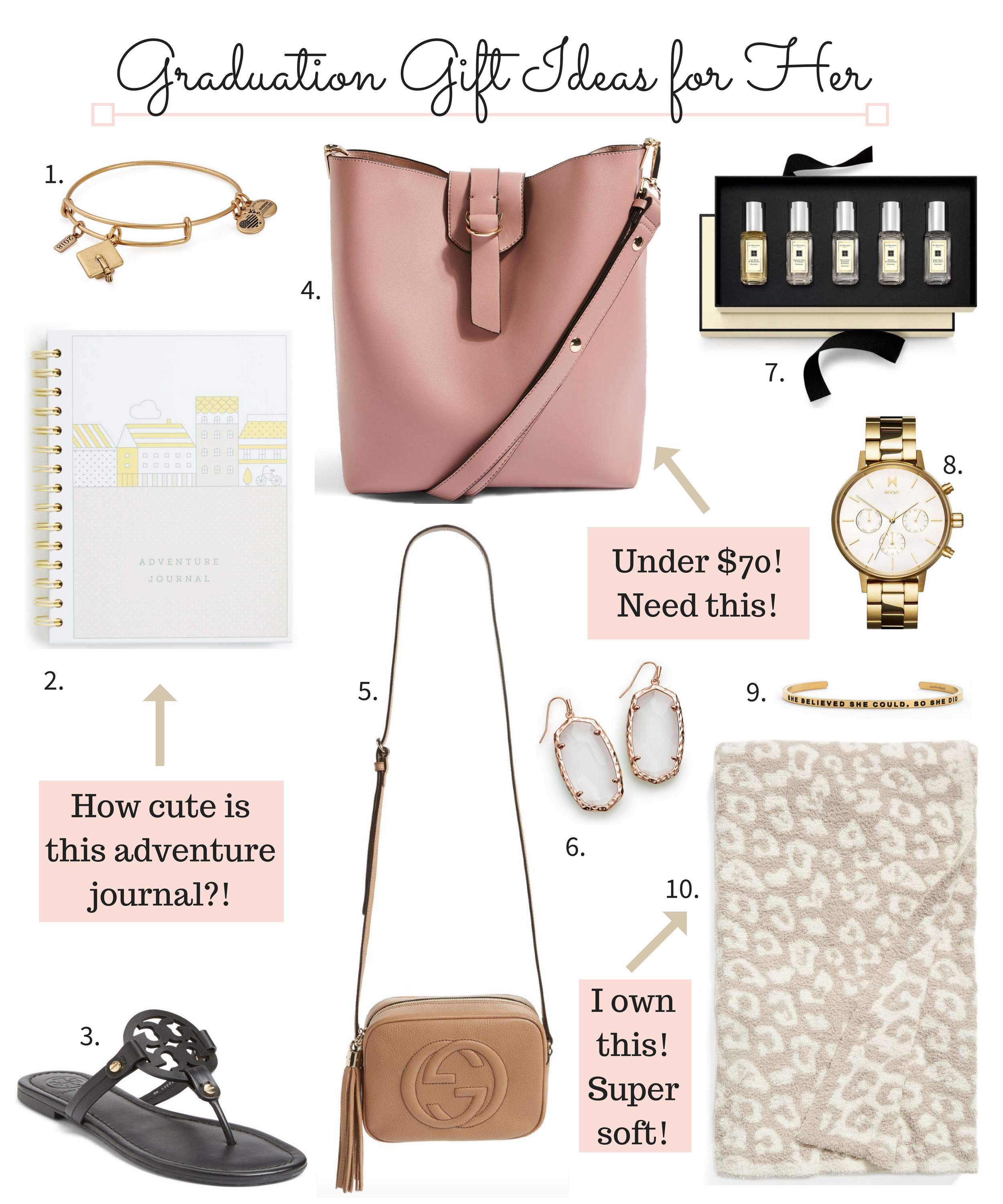 Graduation Gifts for Her 2018