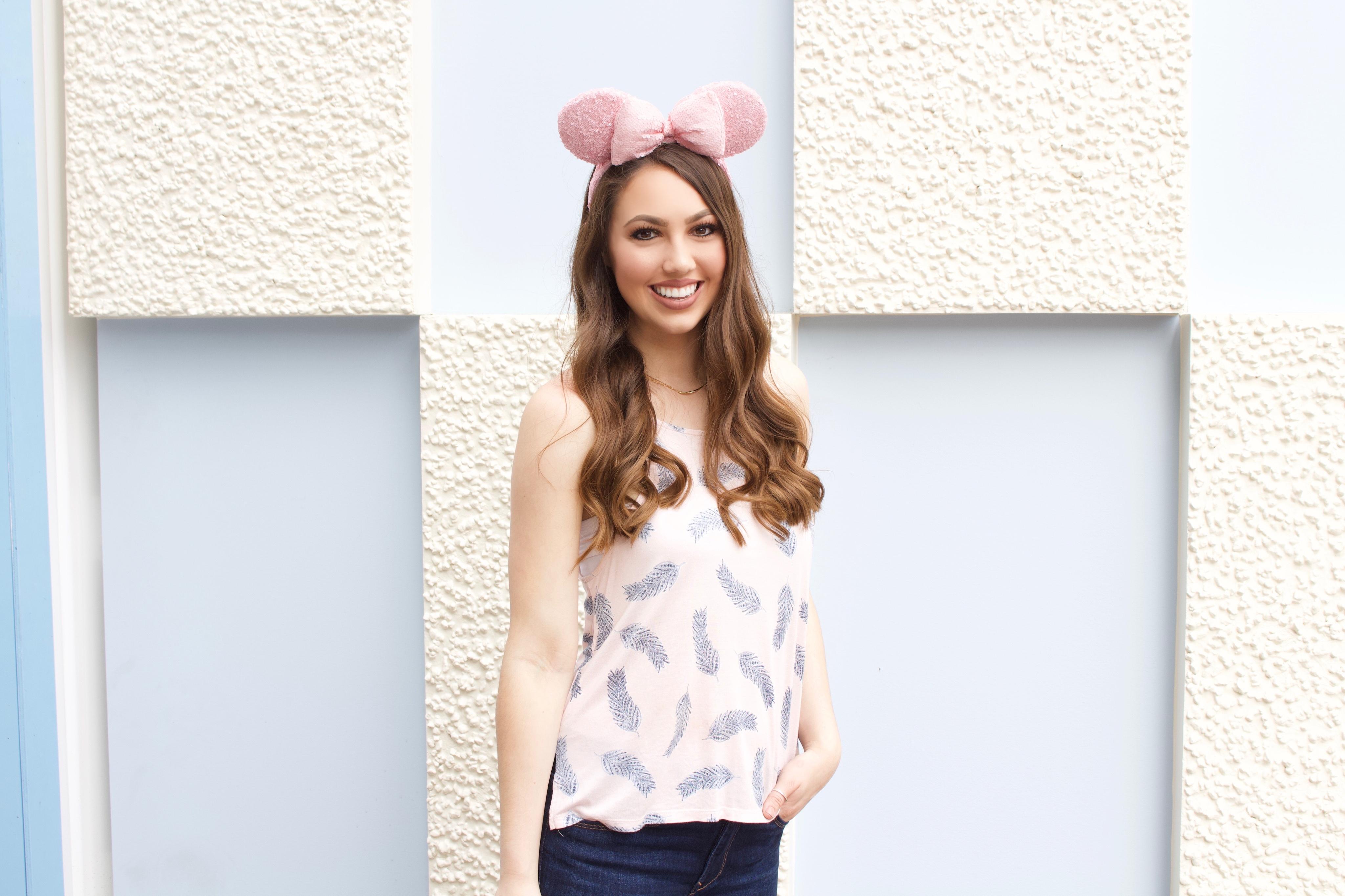 Millennial Pink Disney