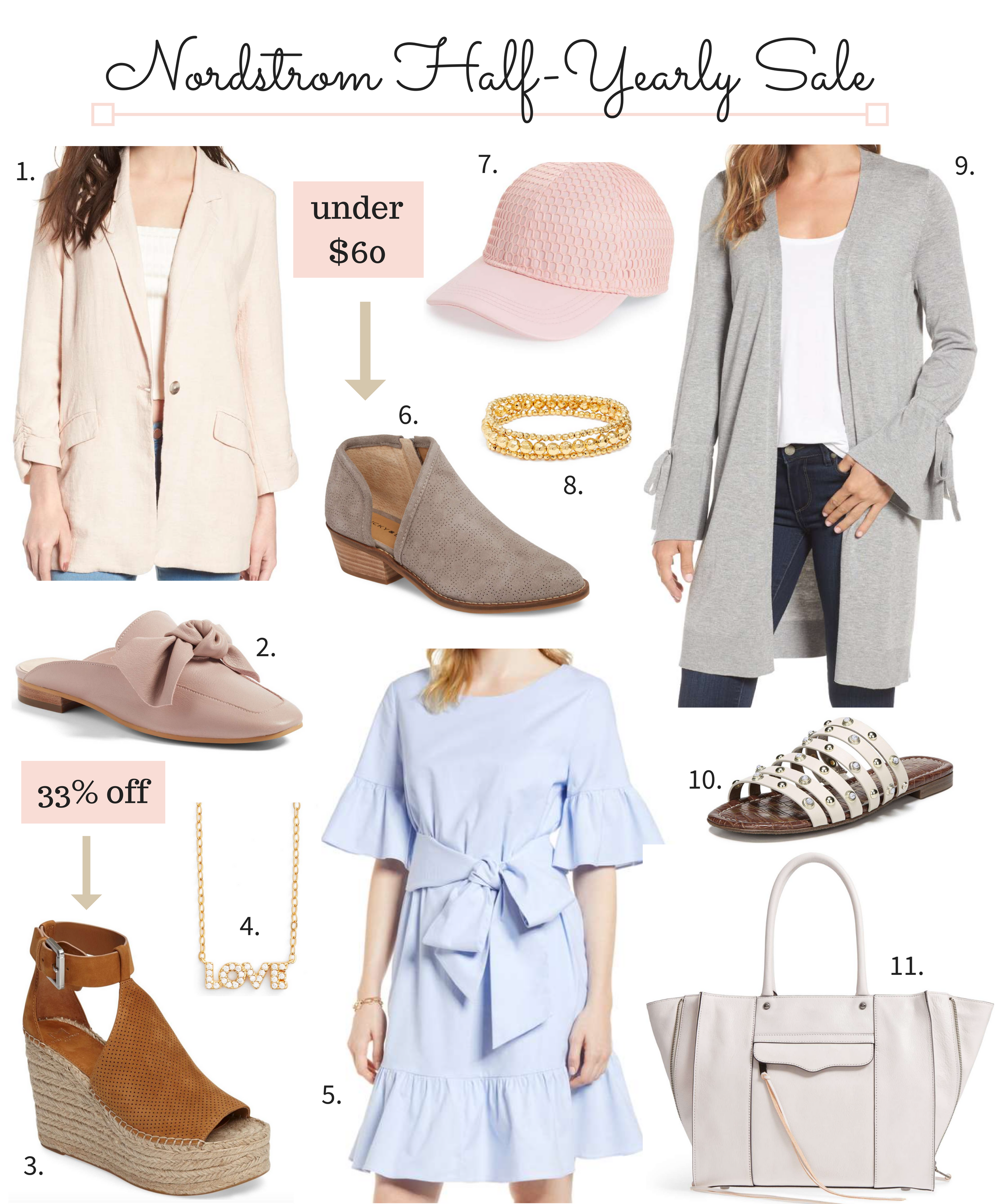 Nordstrom Half-Yearly Sale Picks 2018